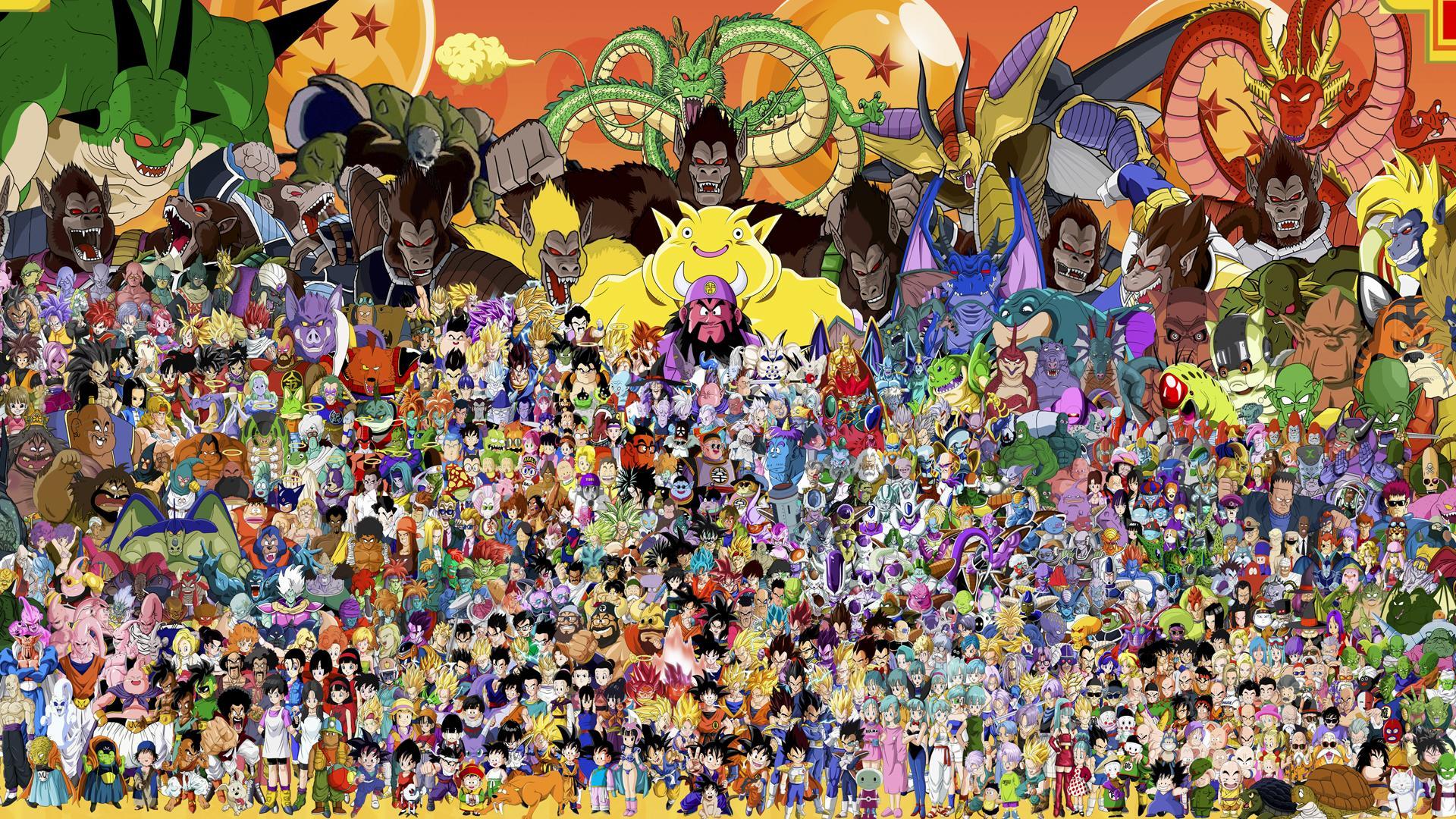 Dragon Ball Z Wallpapers Hd Wallpapermonkey Wallpapper Dragon Ball