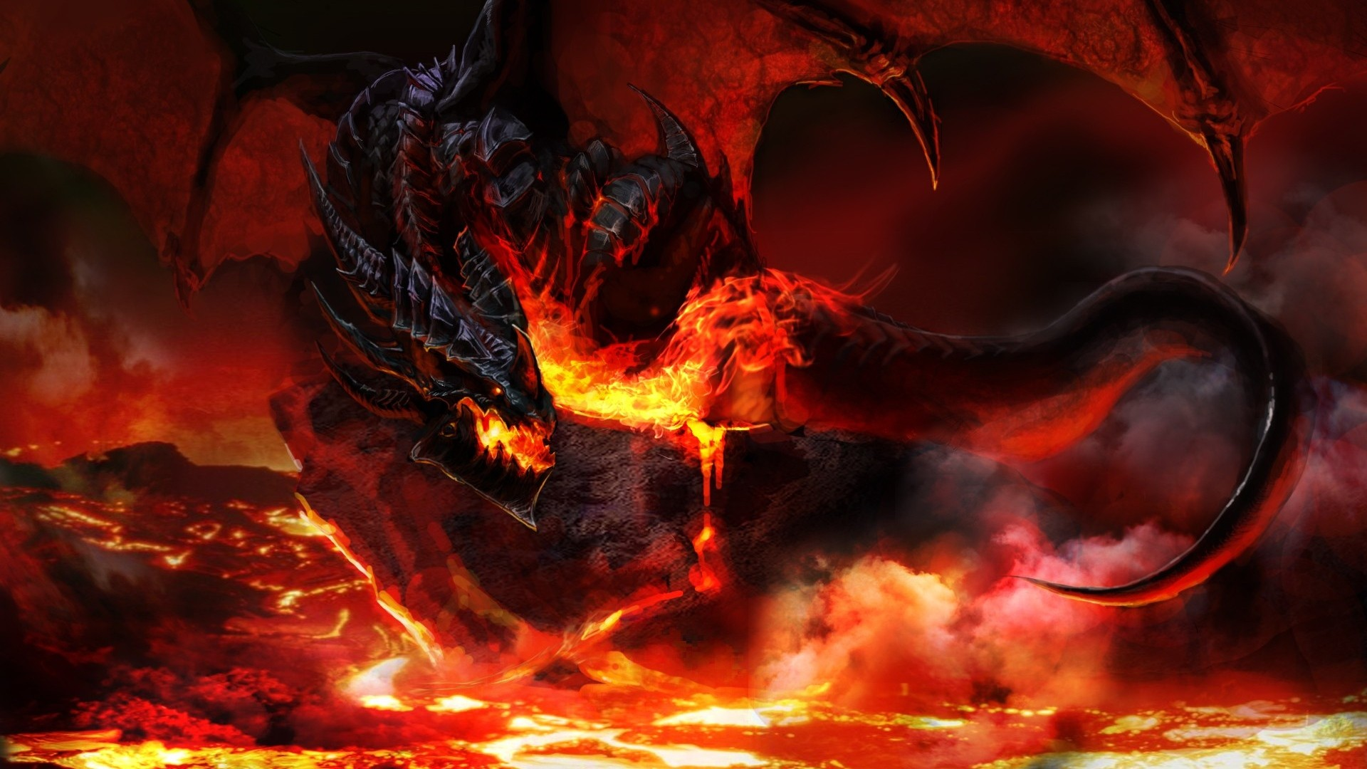 Wallpapers Collection «Dragon
