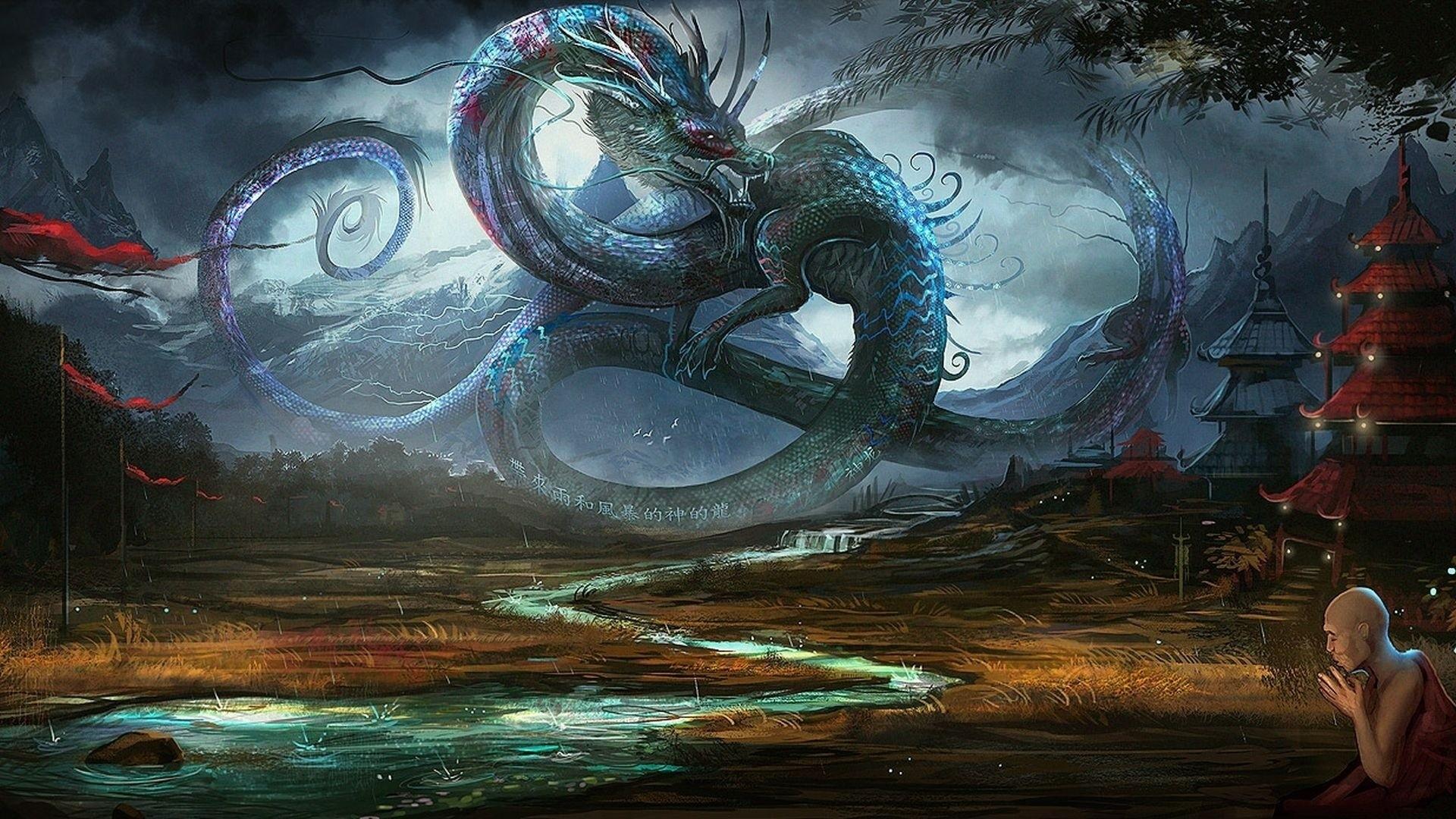 Black Dragon Wallpapers HD Group