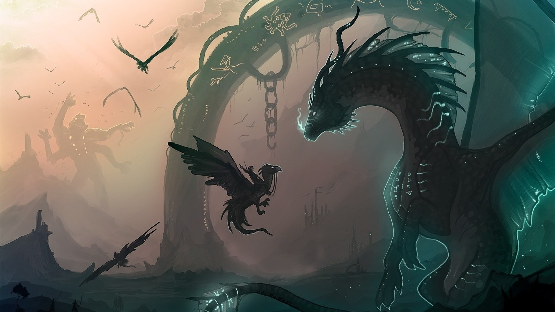 HD Dragon Wallpapers Wallpaper