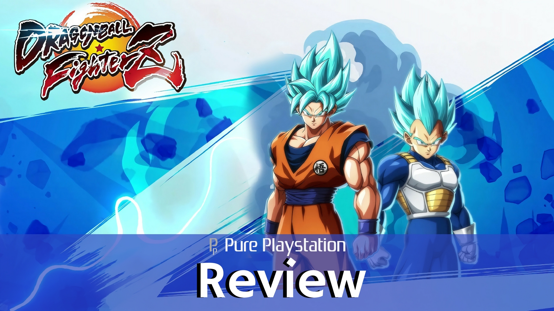 Review Dragon Ball FighterZ PS Pure