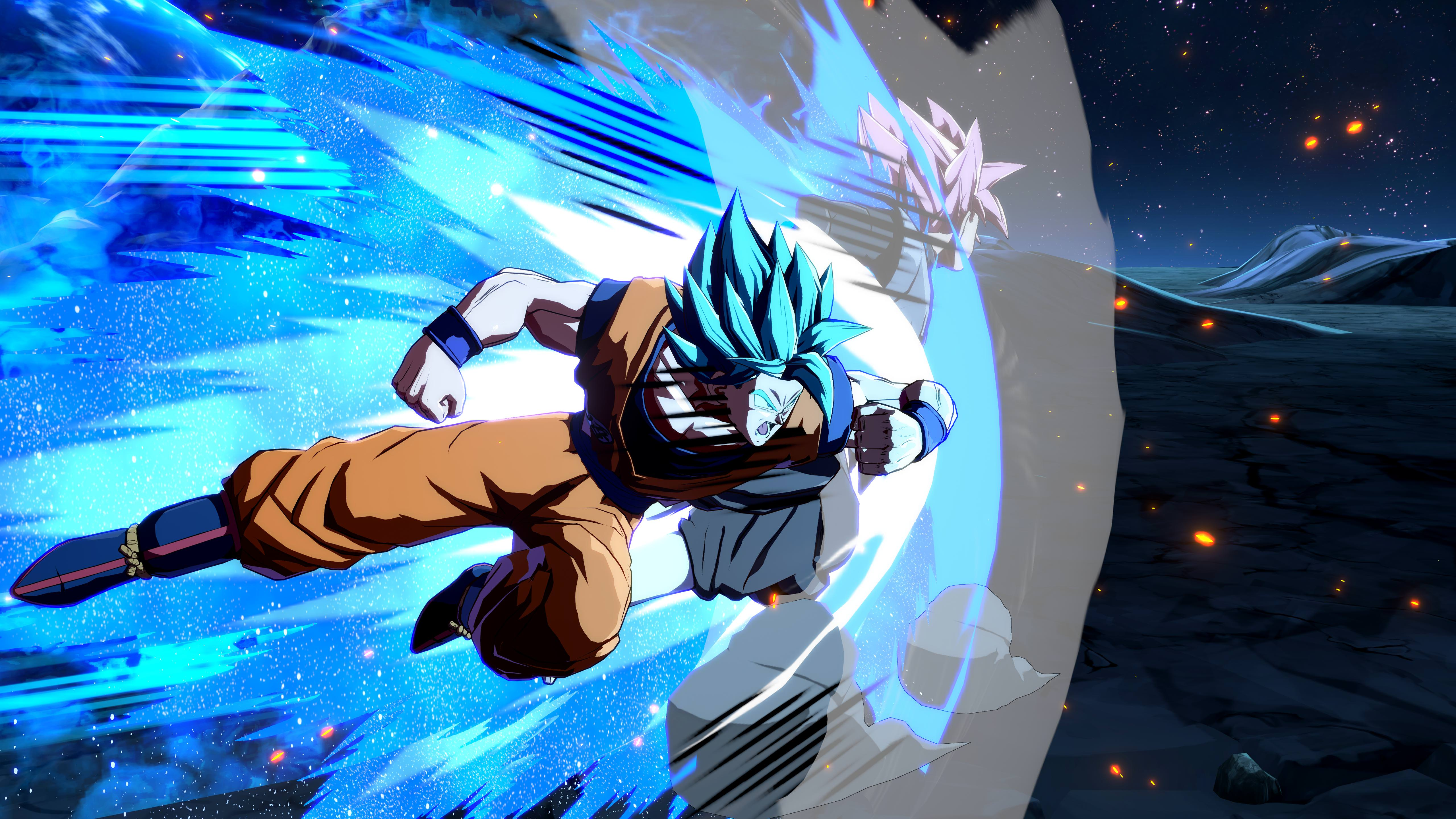 x Dragon Ball Fighterz k HD k Wallpapers Images