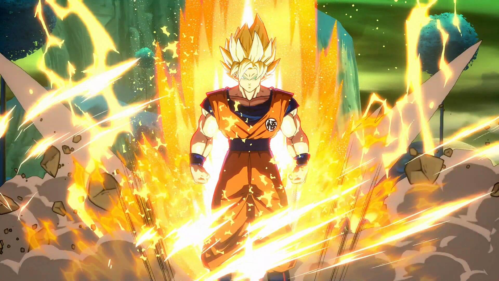 Dragon Ball FighterZ Tops The EVO Lineup