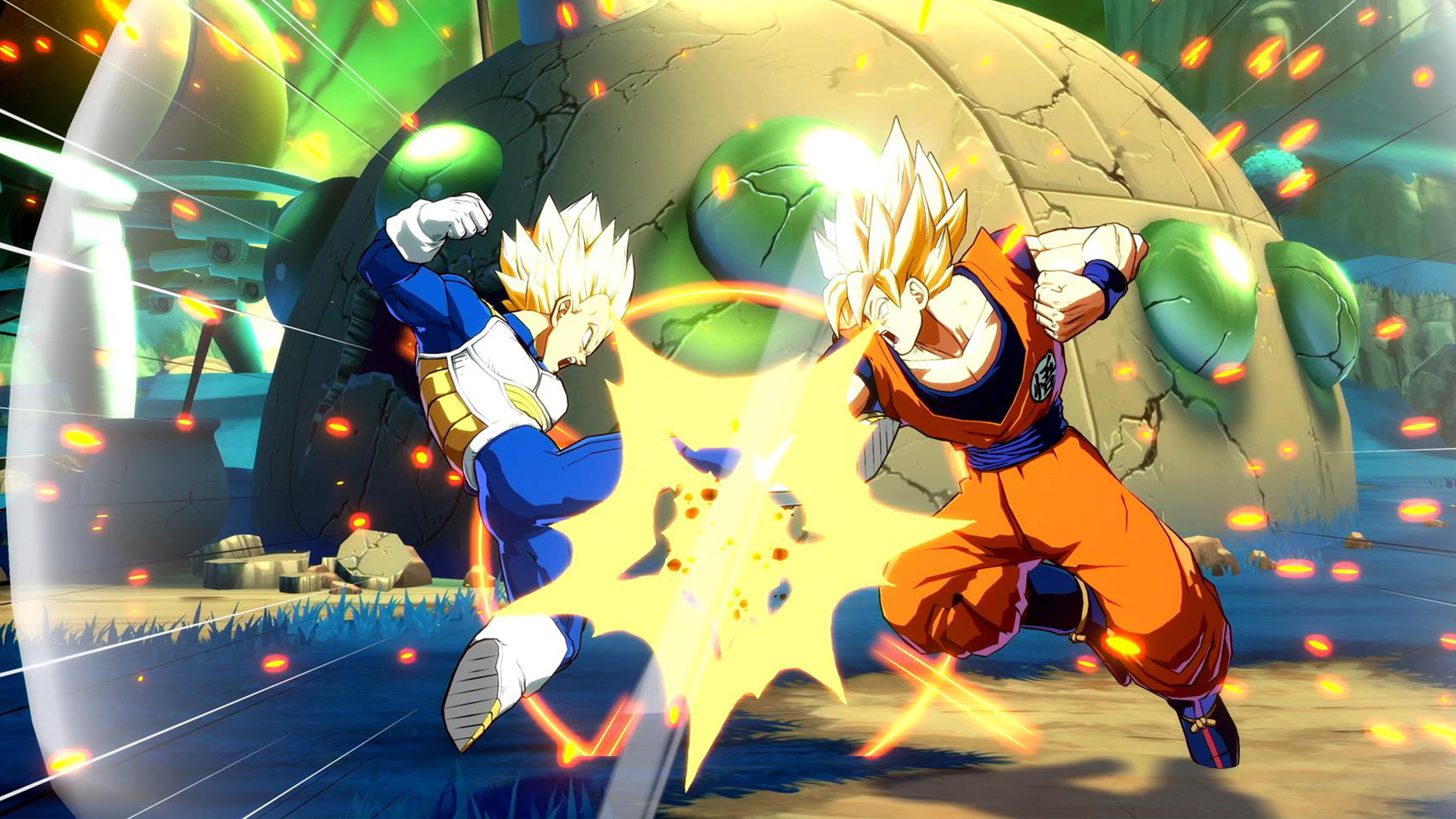 Final Dragon Ball FighterZ Beta Has Been Scheduled For Xbox