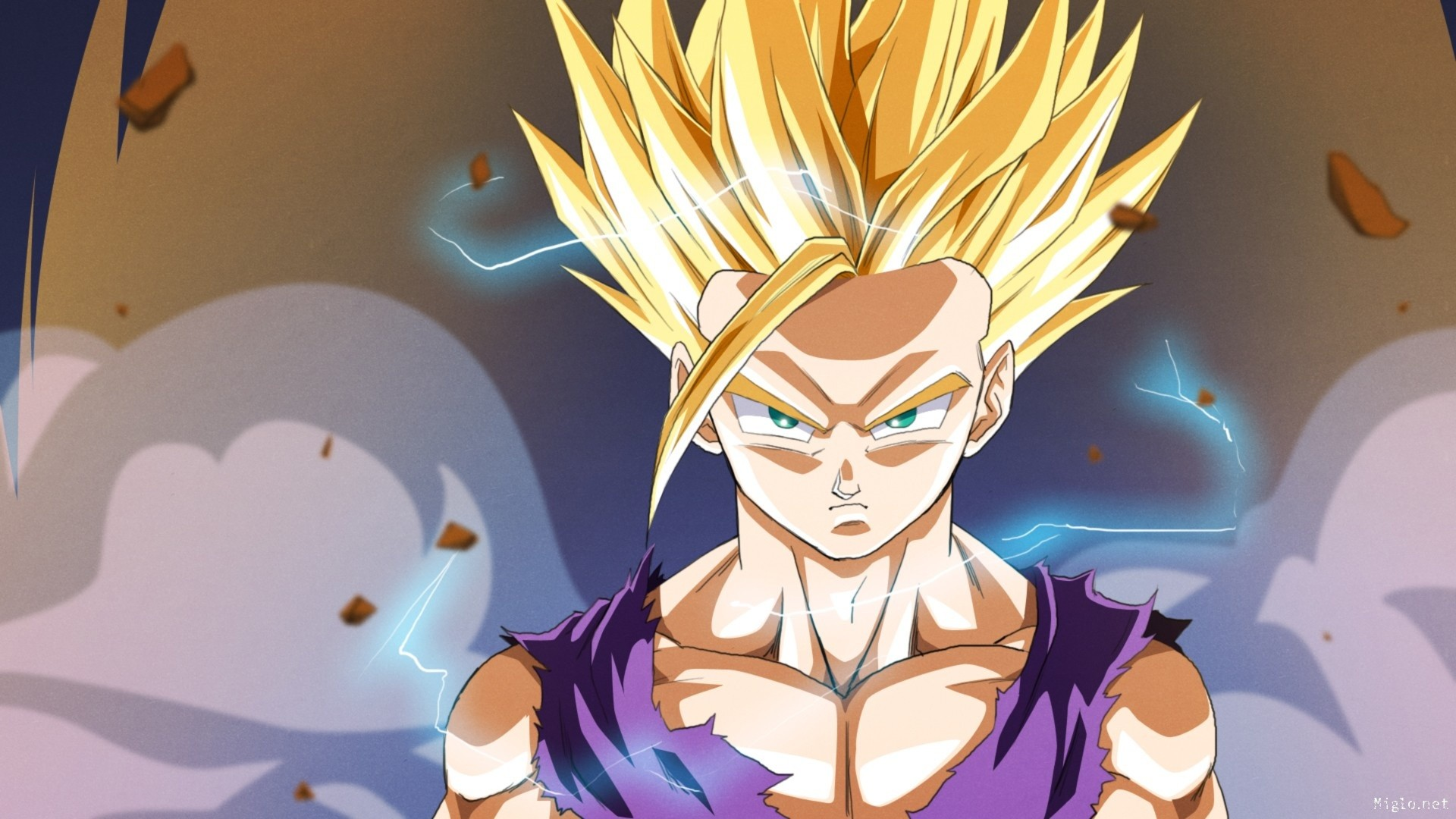 Dragon Ball Z Hd Wallpapers Backgrounds Wallpaper 1920x1080