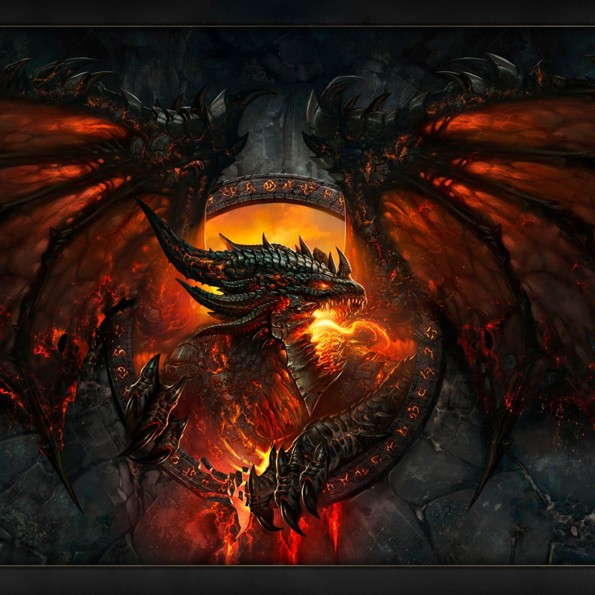 Wallpaper For Iphone Tribal Dragon Dragon Struck In