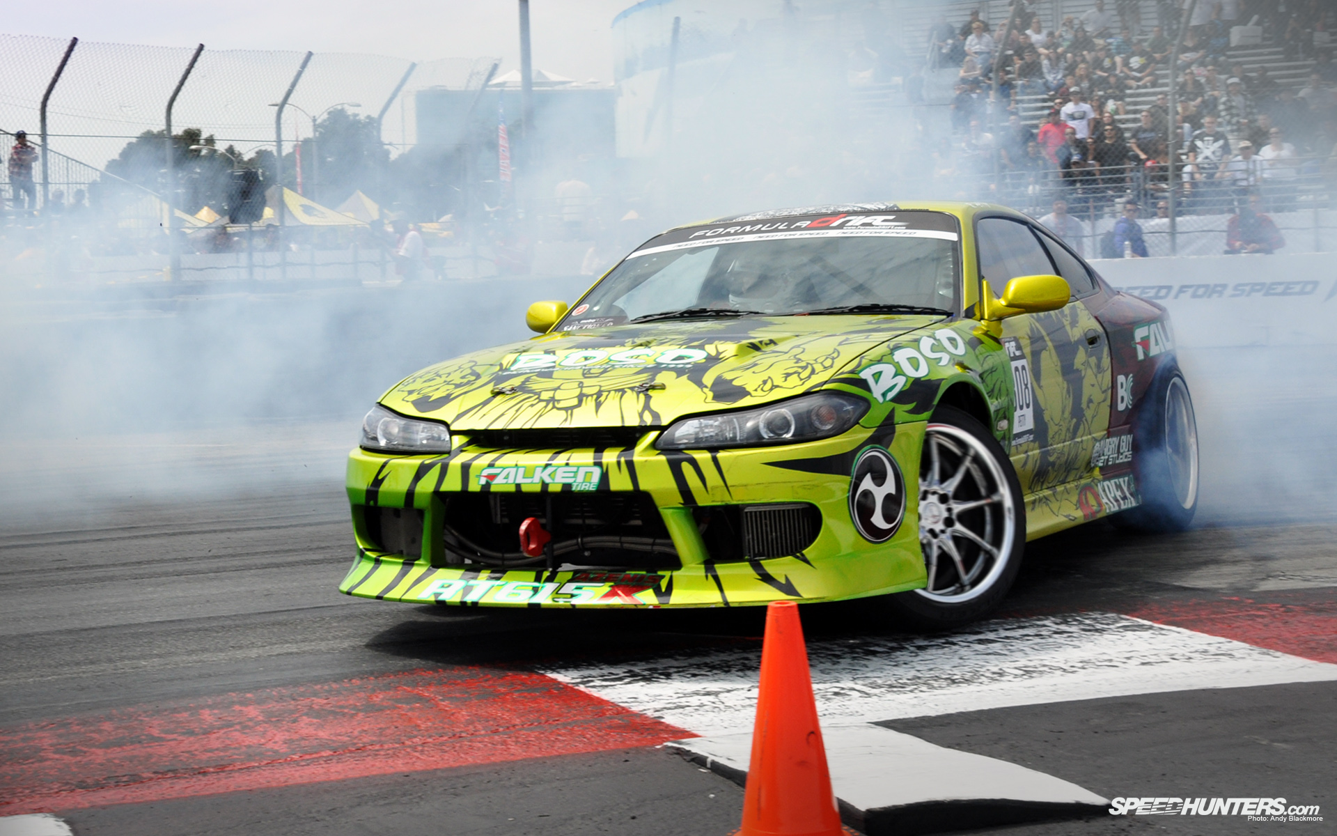 Ken Block, Ford Mustang, Drift Wallpapers HD / Desktop and Mobile 1920x1200