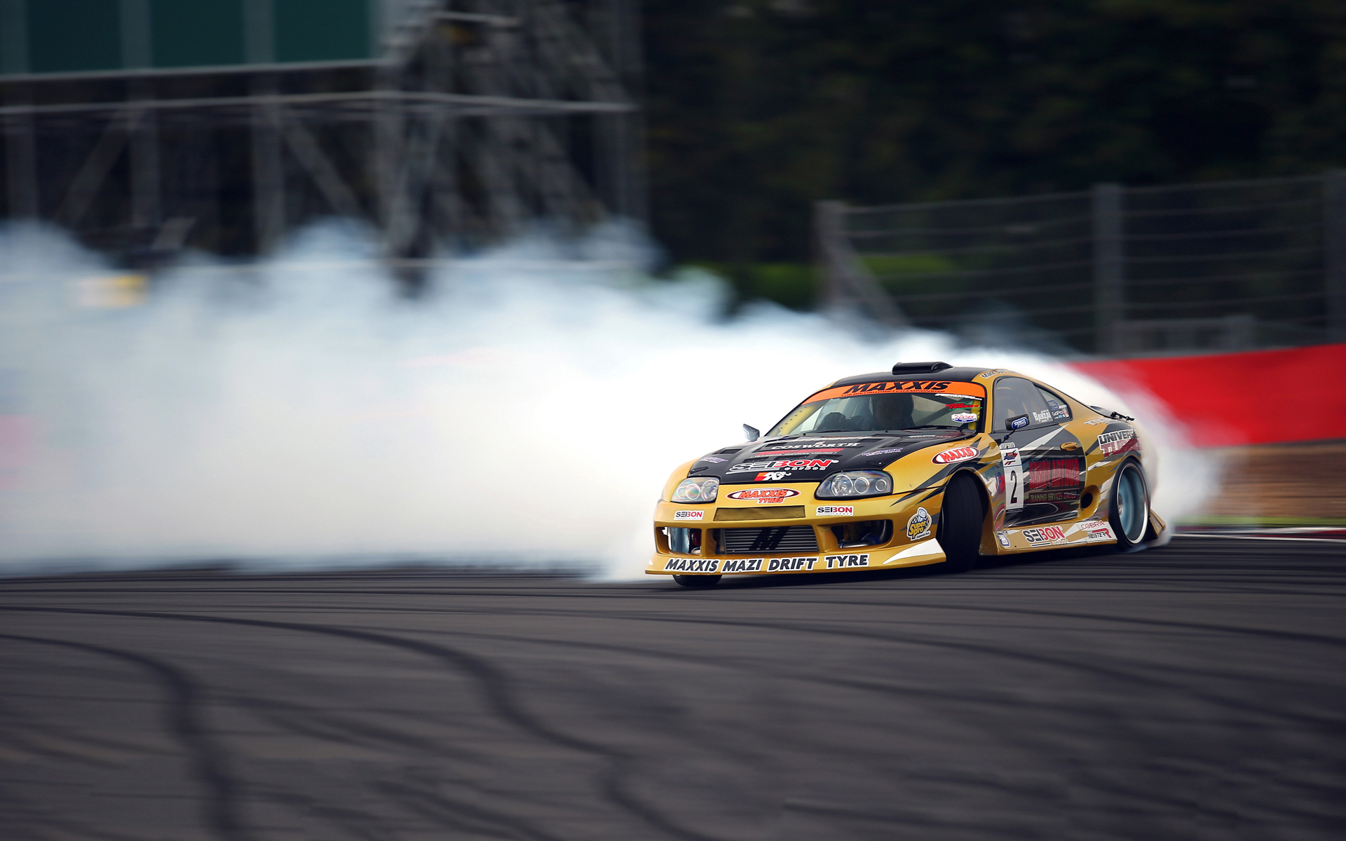 Formula Drift Wallpaper   1920x1200