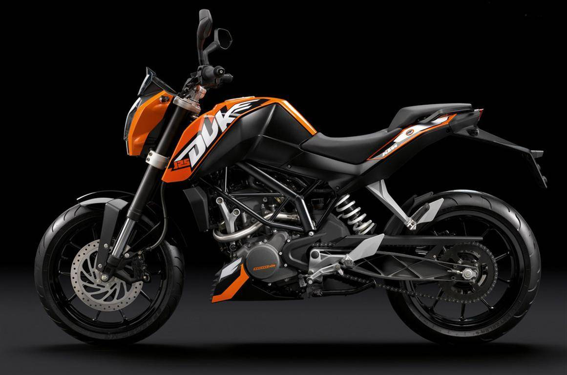 Motorbike Wallpaper: Ktm Duke Wallpapers High Quality with HD 1161x768