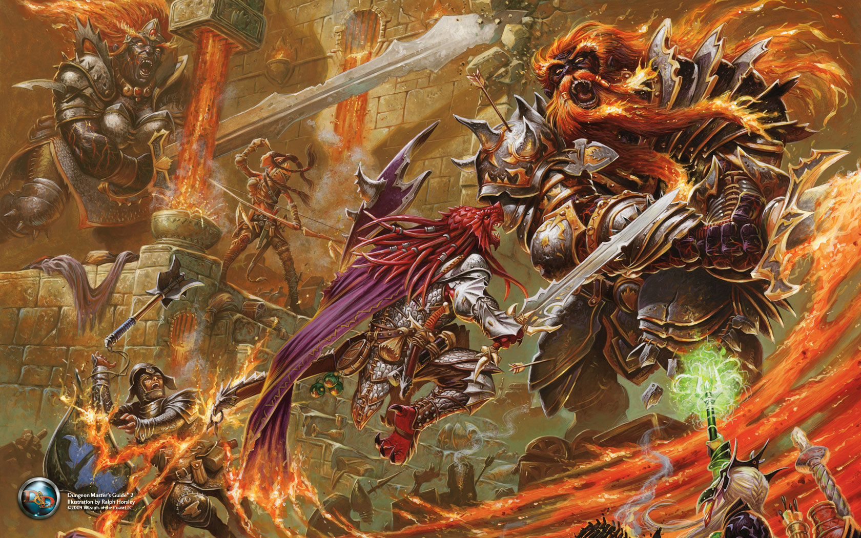 Download the Dungeons and Dragons Wallpaper Dungeons and Dragons