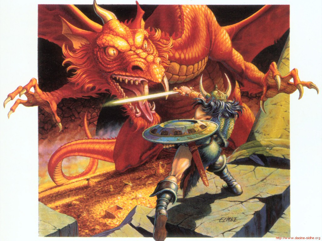 Most viewed Dungeons Dragons wallpapers K