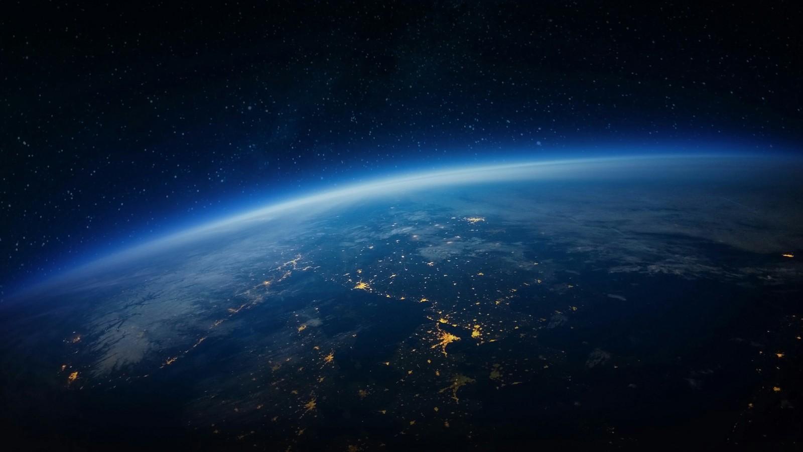 Space And Earth Nasa HD Desktop Wallpaper Widescreen High