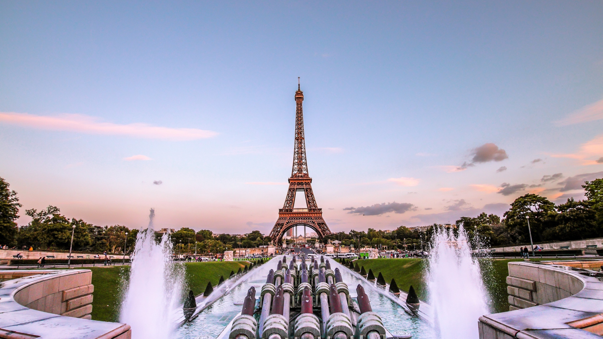 eiffel tower hd wallpaper 040