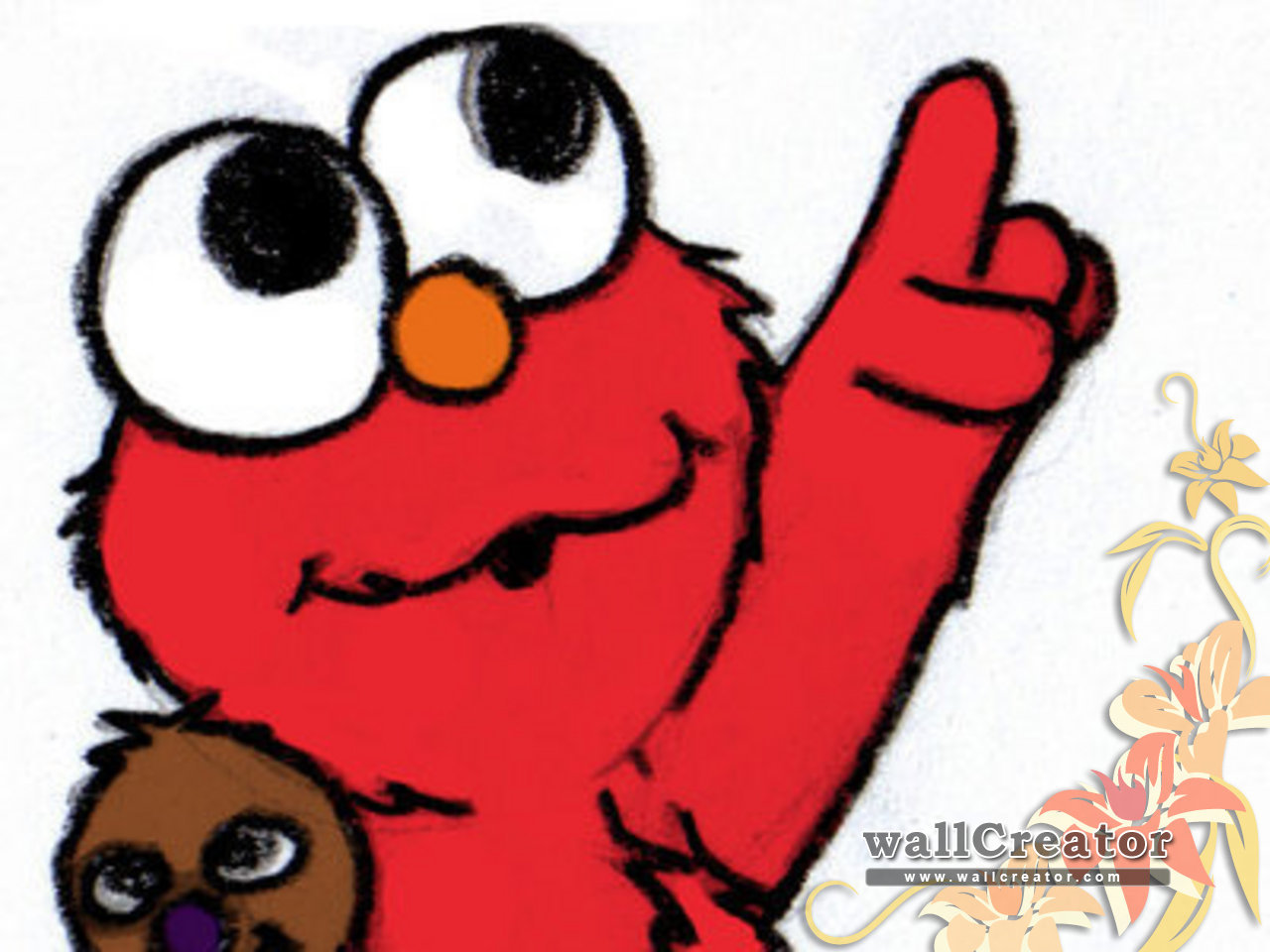 Gangster Elmo Wallpaper Pin By Amy On Pinterest Wallpapers IPhone And Hd 1280x960