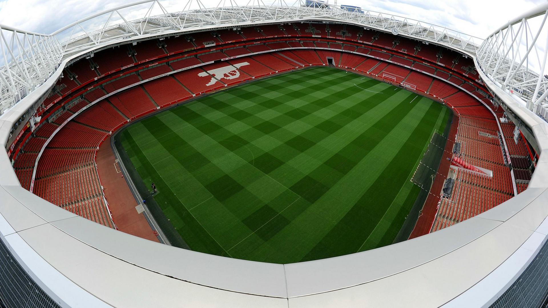 Creative Emirates Stadium Wallpaper 1920x1080