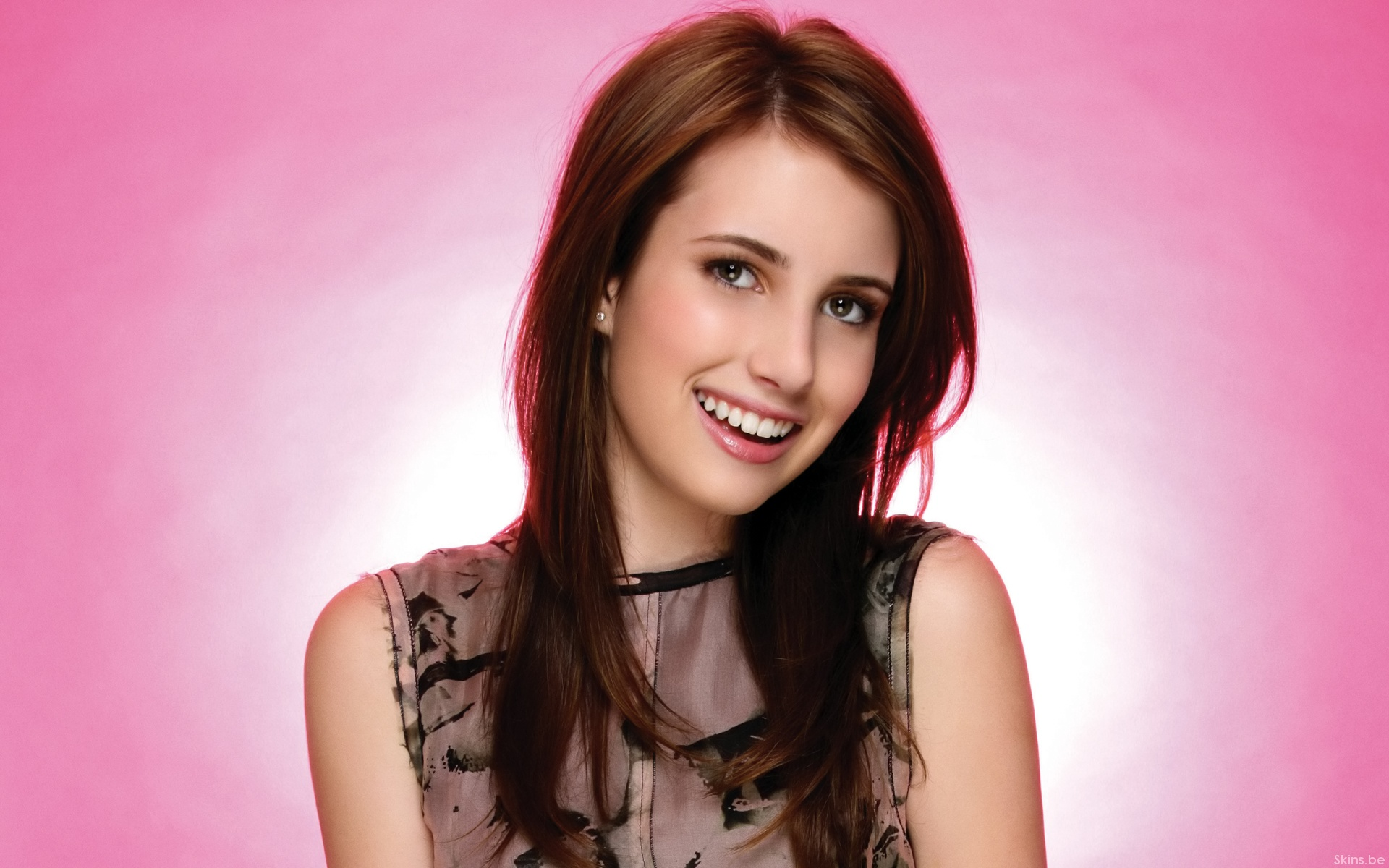 Free Halloween Wallpapers Mmw Blog Emma Roberts Wallpapers 1920x1200