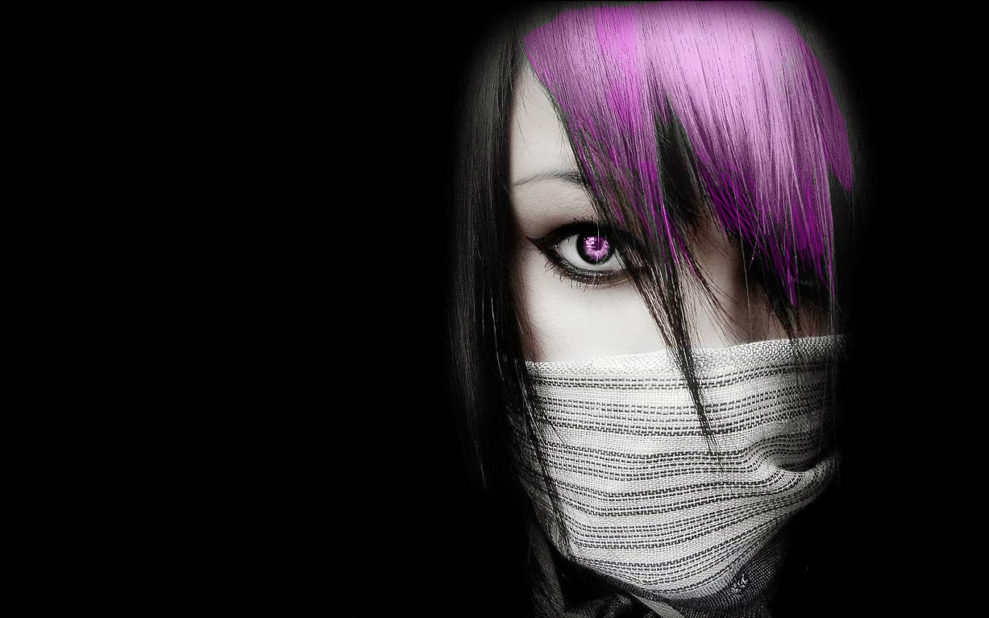 Cute And Cool Emo Pictures For Girls  creativemisha 1440x900