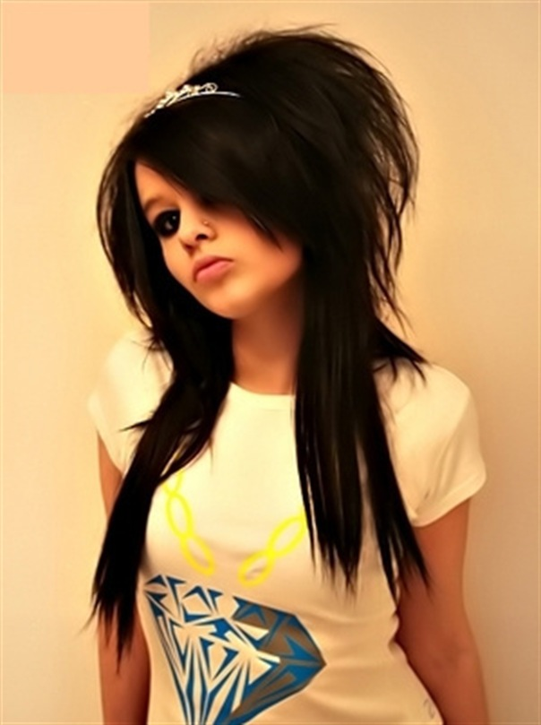 Emo Girls Wallpapers HD Pictures  One HD Wallpaper Pictures 604x809