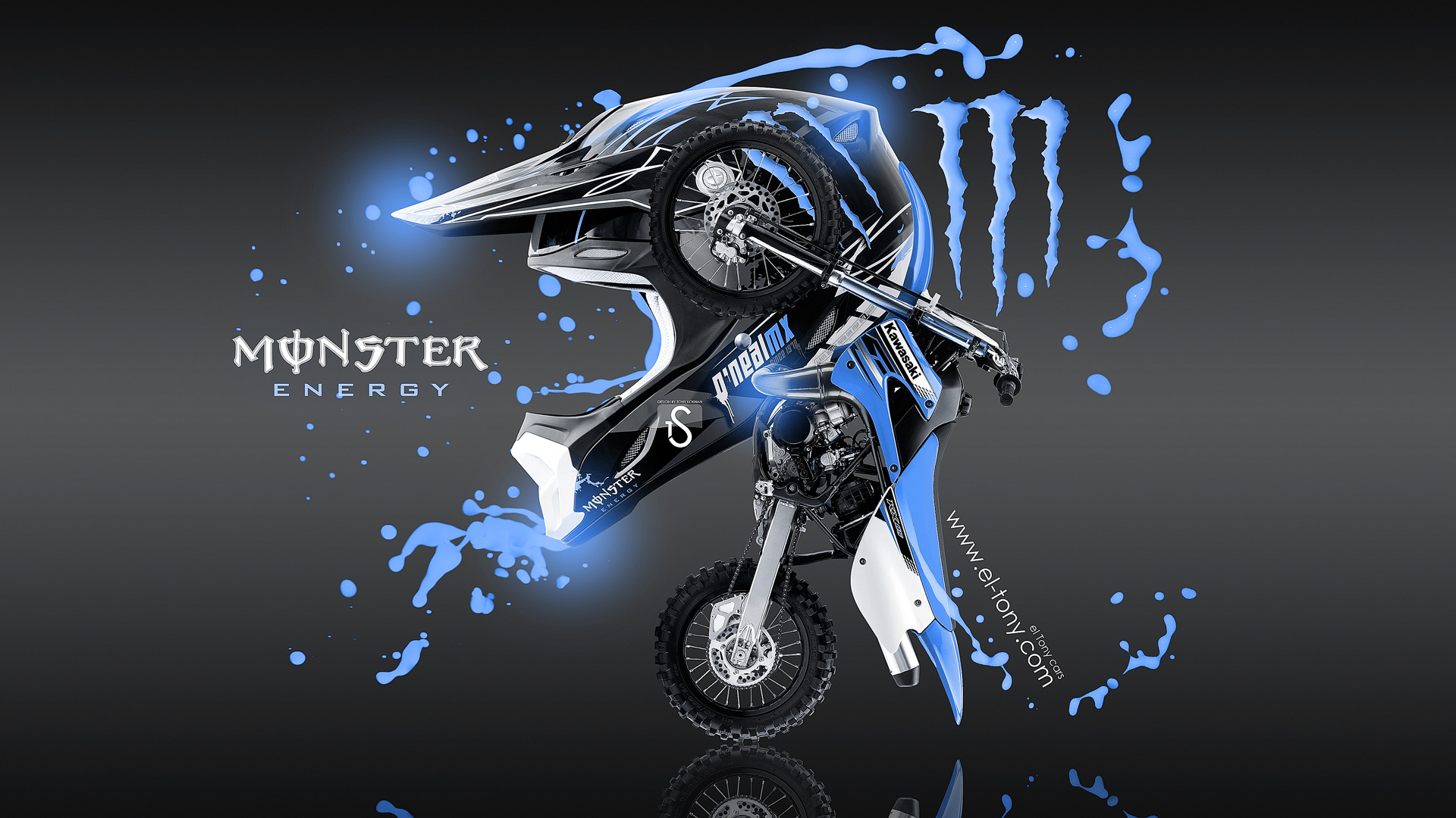Bon Monster Energy ...
