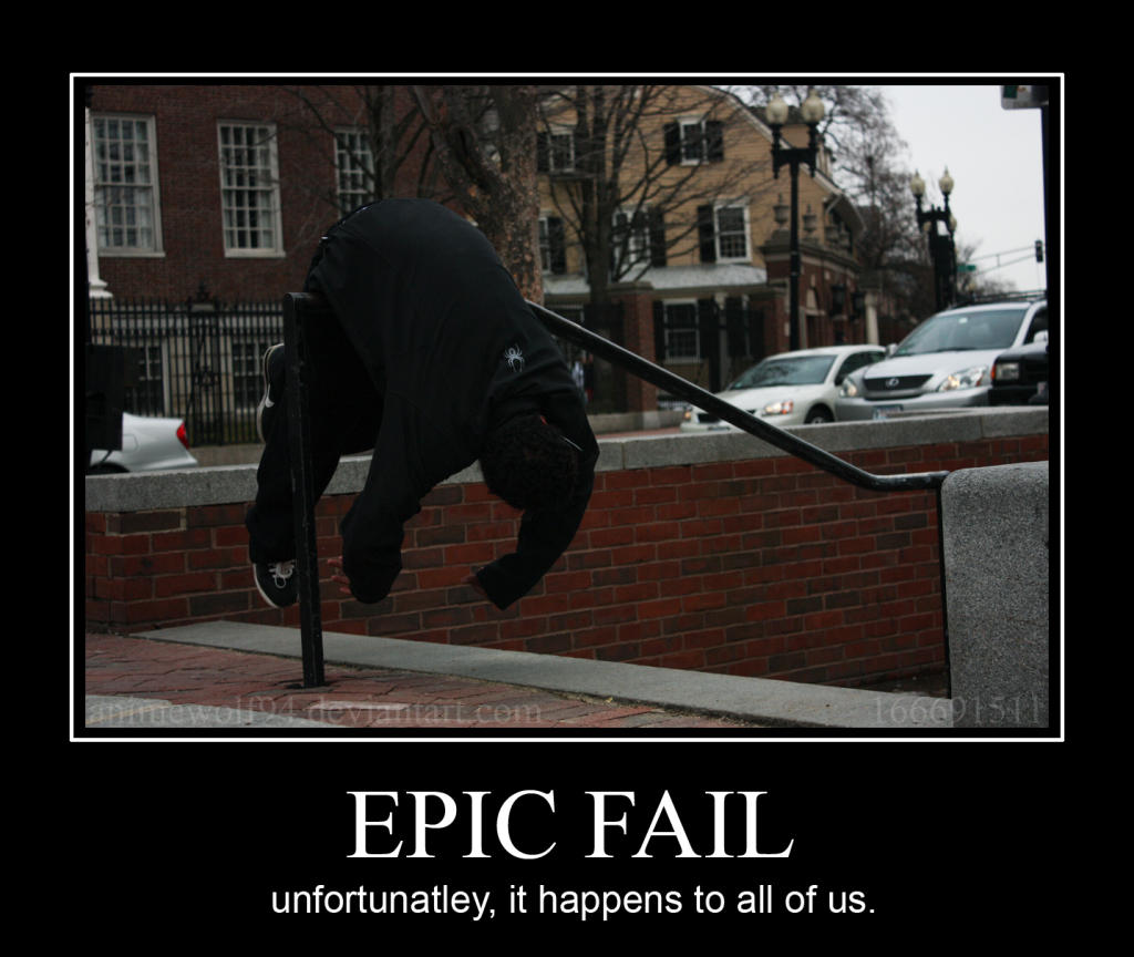 Epic Funny Cat Fails Hd Wallpaper Funnypicture Epic Fail The