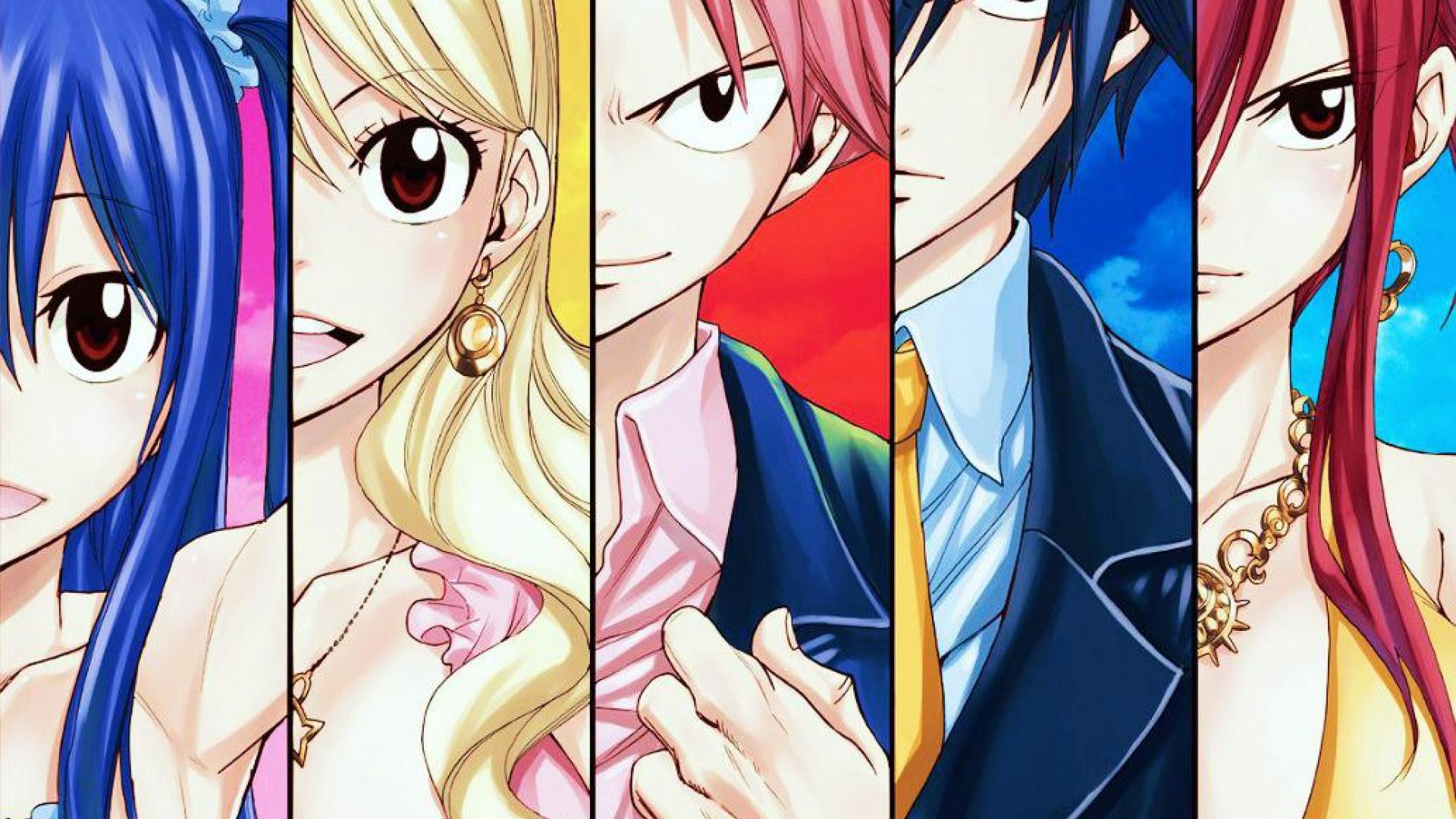 Fairy Tail wallpaper HD PixelsTalk Fairy Tail Backgrounds  Wallpaper  1920x1080