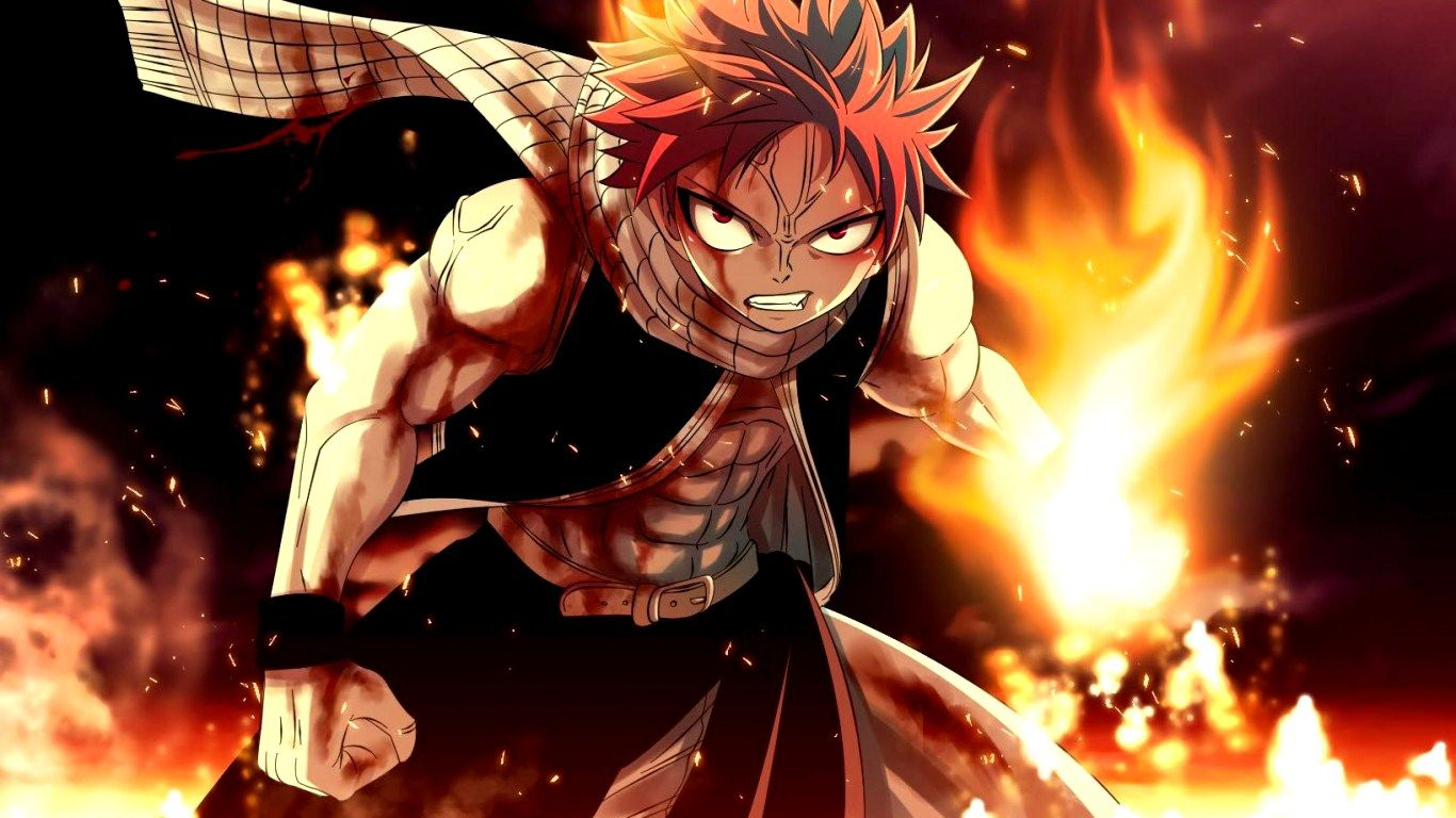 wallpaper fairy tail 1366x768