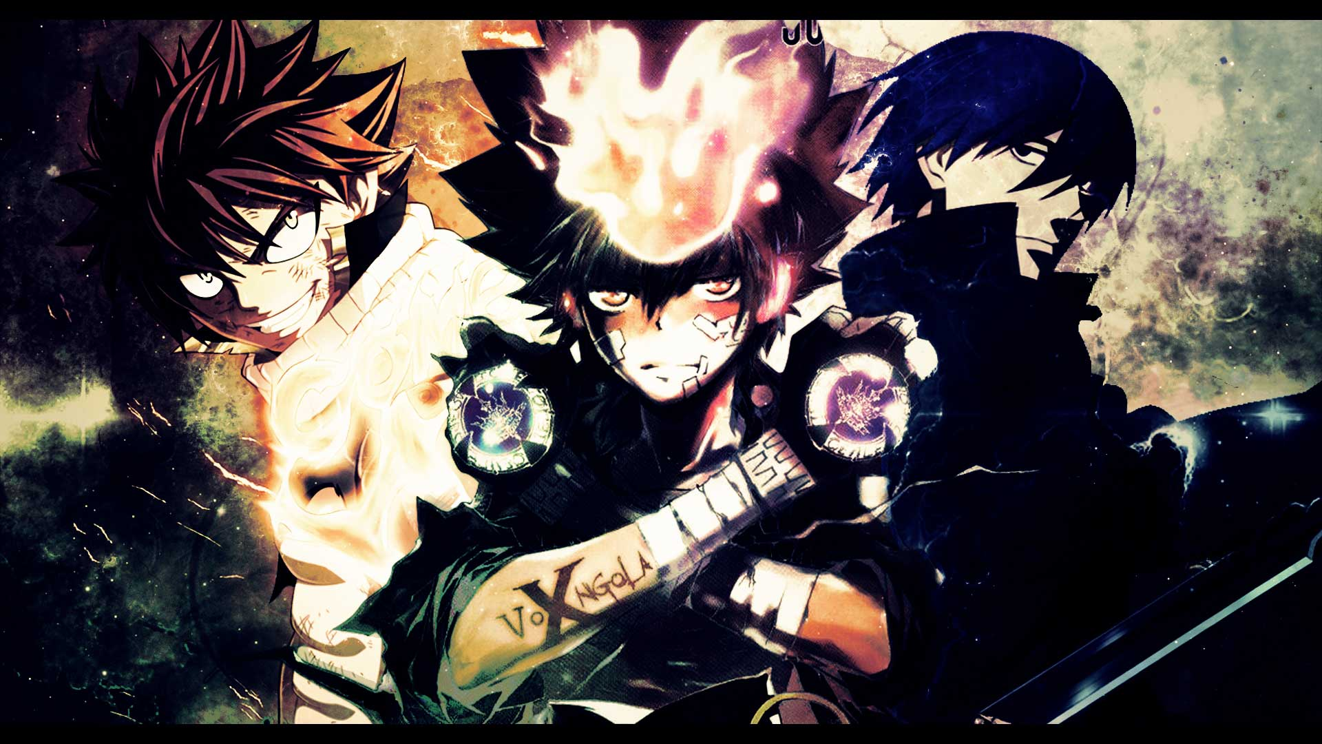 Top  Fairy Tail Wallpapers  1920x1080