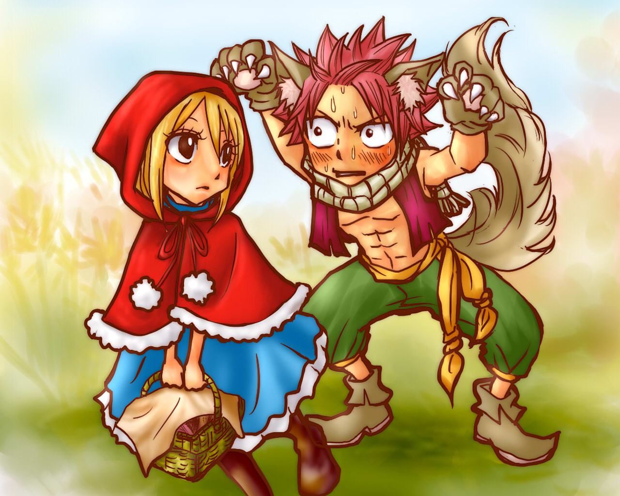 Fairy Tail HD Wallpapers and Backgrounds 1280x1024