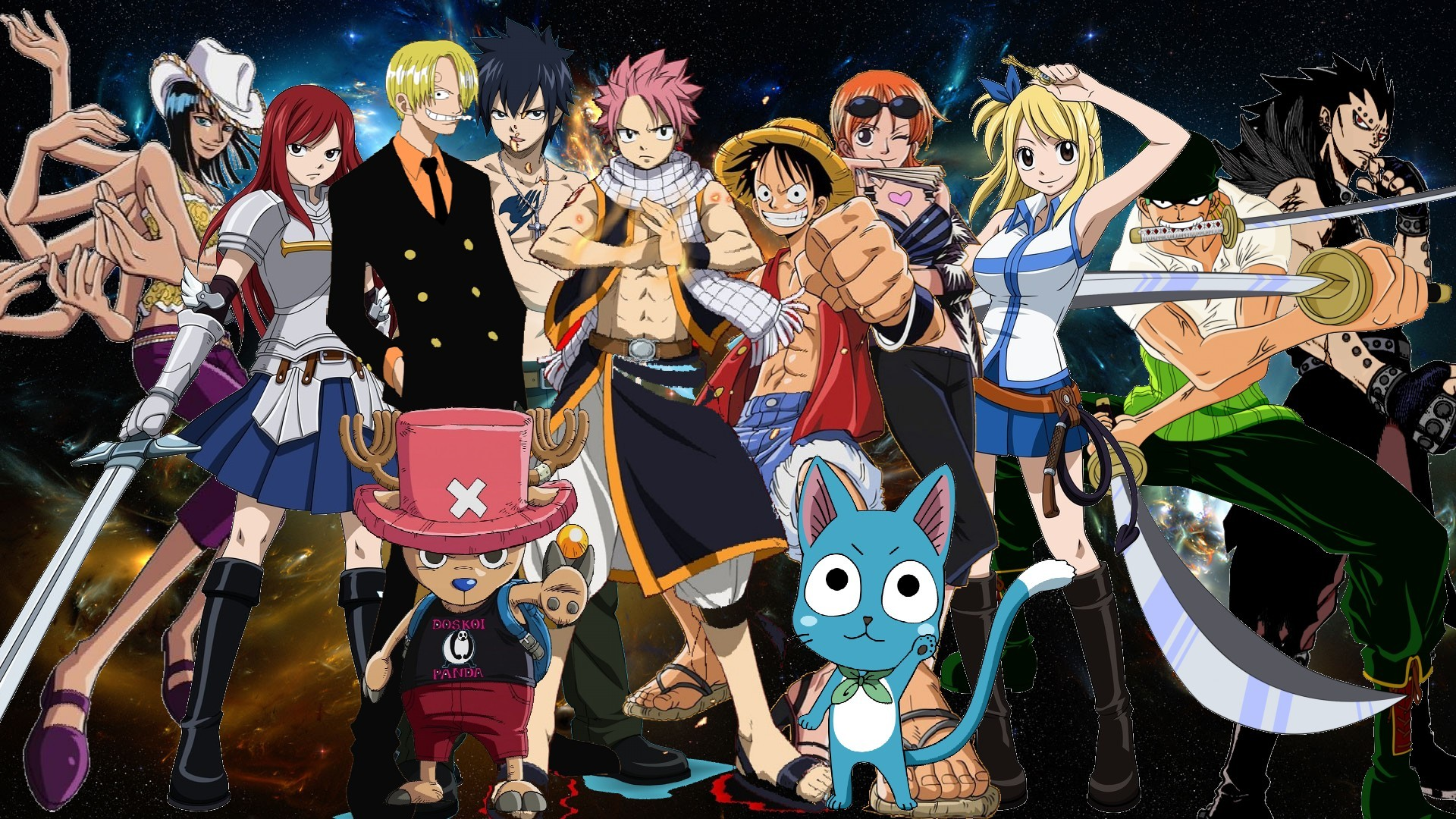 Fairy Tail Wallpapers HD for PC or Mobile Page of Anime 1920x1080