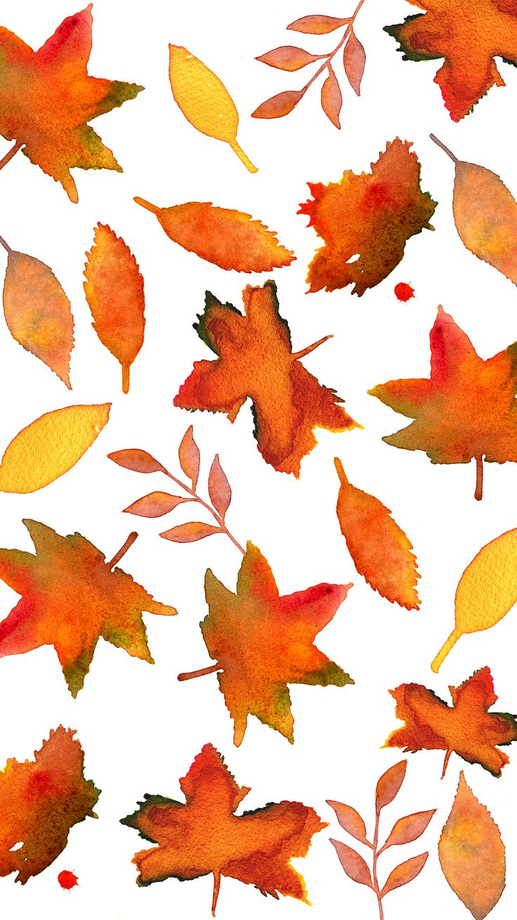 Free Autumn Inspired iPhone Plus Wallpapers Preppy