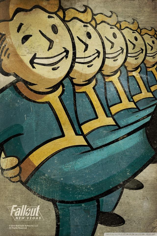 Fallout Iphone Wallpaper 640x960