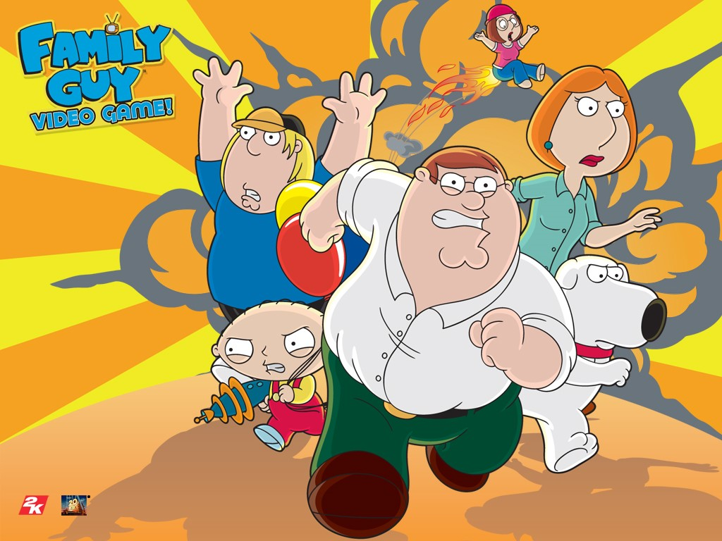 Family Guy Wallpaper UMad HD Wallpapers Backgrounds Page 1024x768