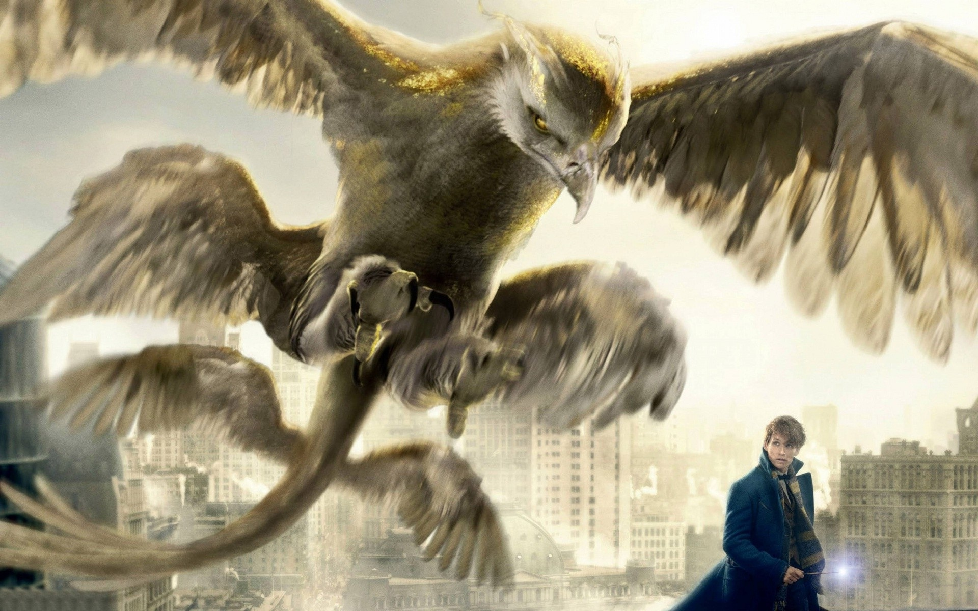 Fantastic Beasts And Where To Find Them by EpicLoop on