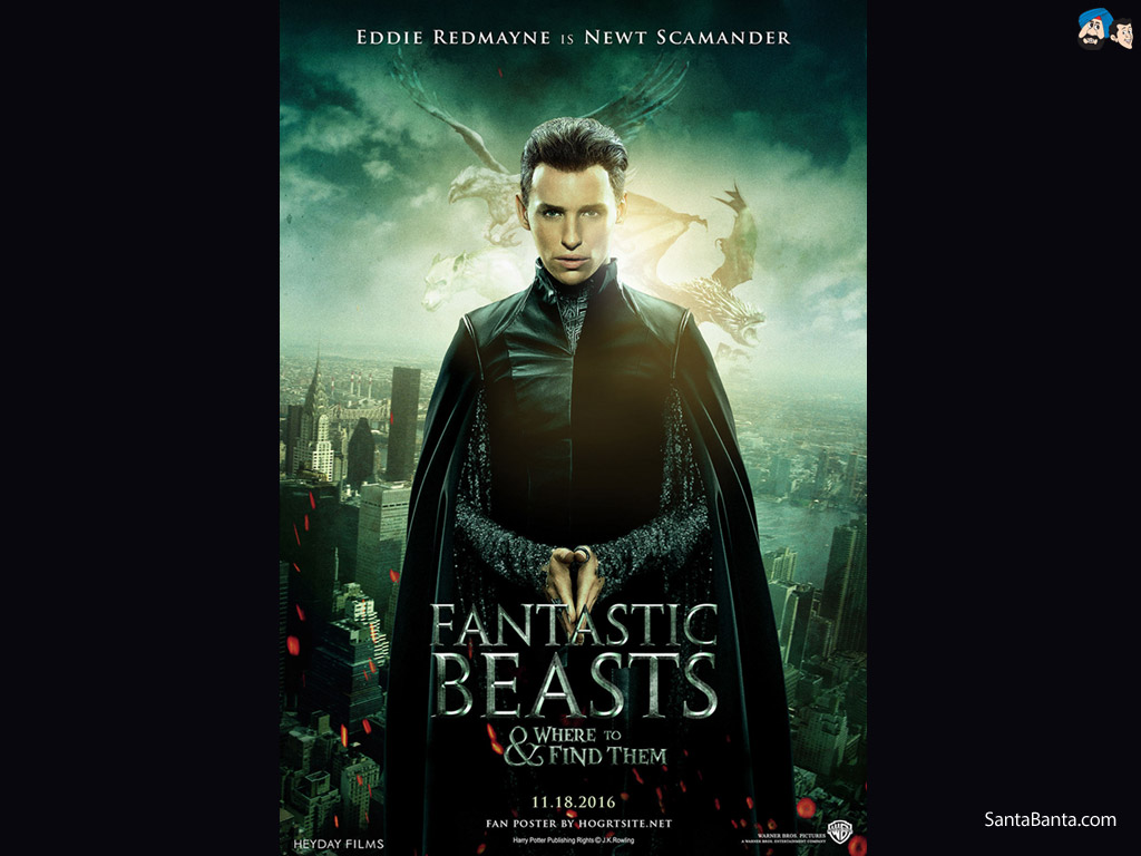 Demiguise Fantastic Beasts And Where To Bind Them HD Movies k