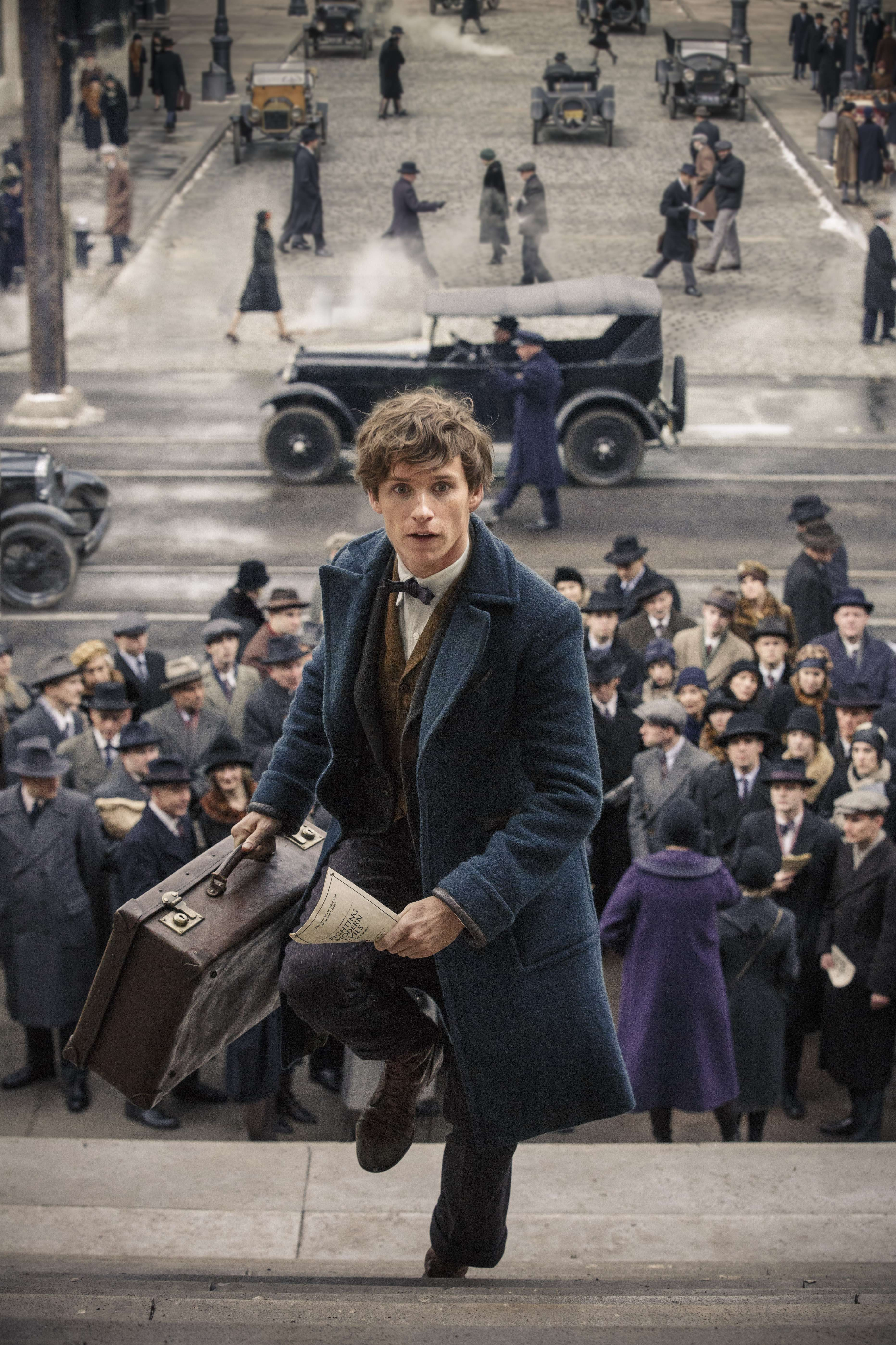 Fantastic Beasts and Where to Find Them Harry Potter Wiki FANDOM