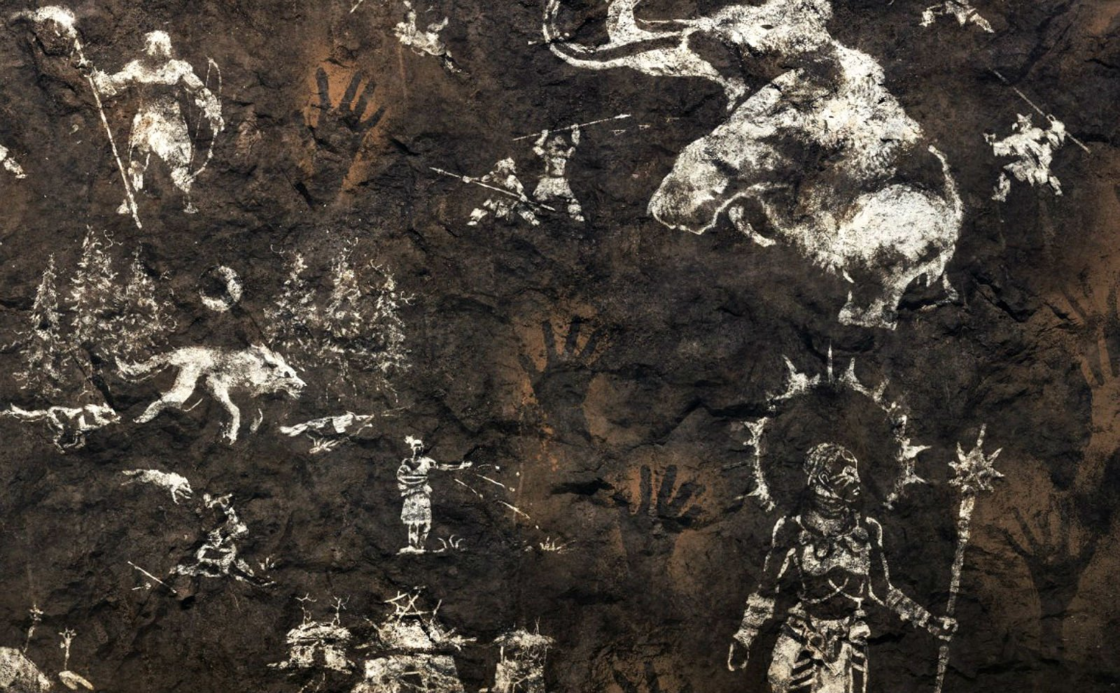 Far Cry Primal Artwork Video Games Wallpapers Hd: Far Cry Primal Wallpapers (24 Wallpapers)
