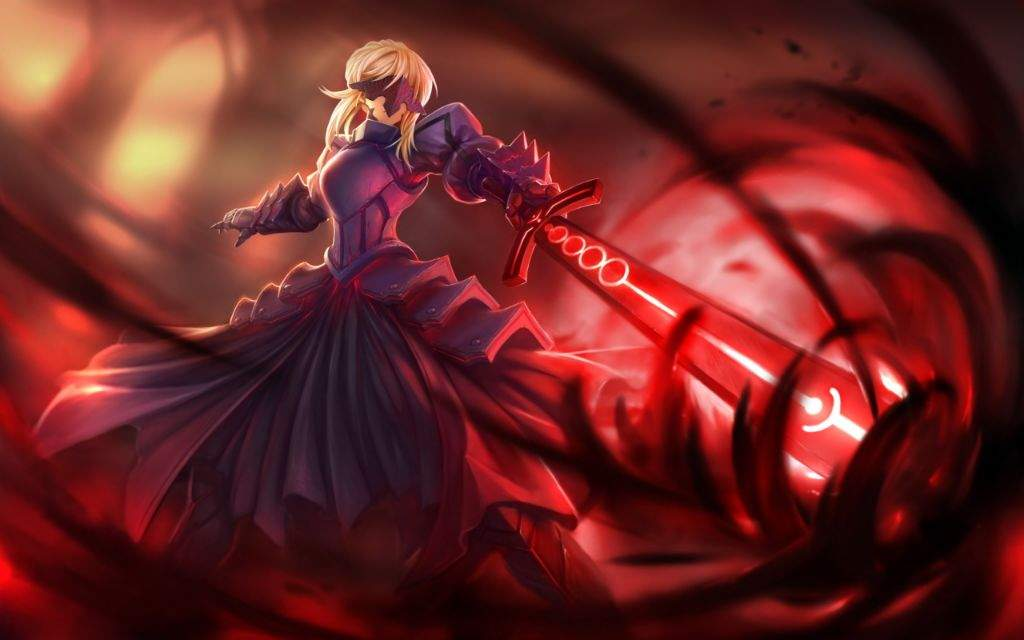 Fate Stay Night Saber Wallpapers (28 Wallpapers ...