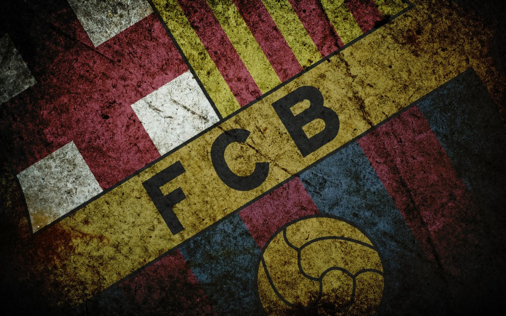 FC Barcelona Logo Wallpaper Download PixelsTalk Wallpapers 1024x640