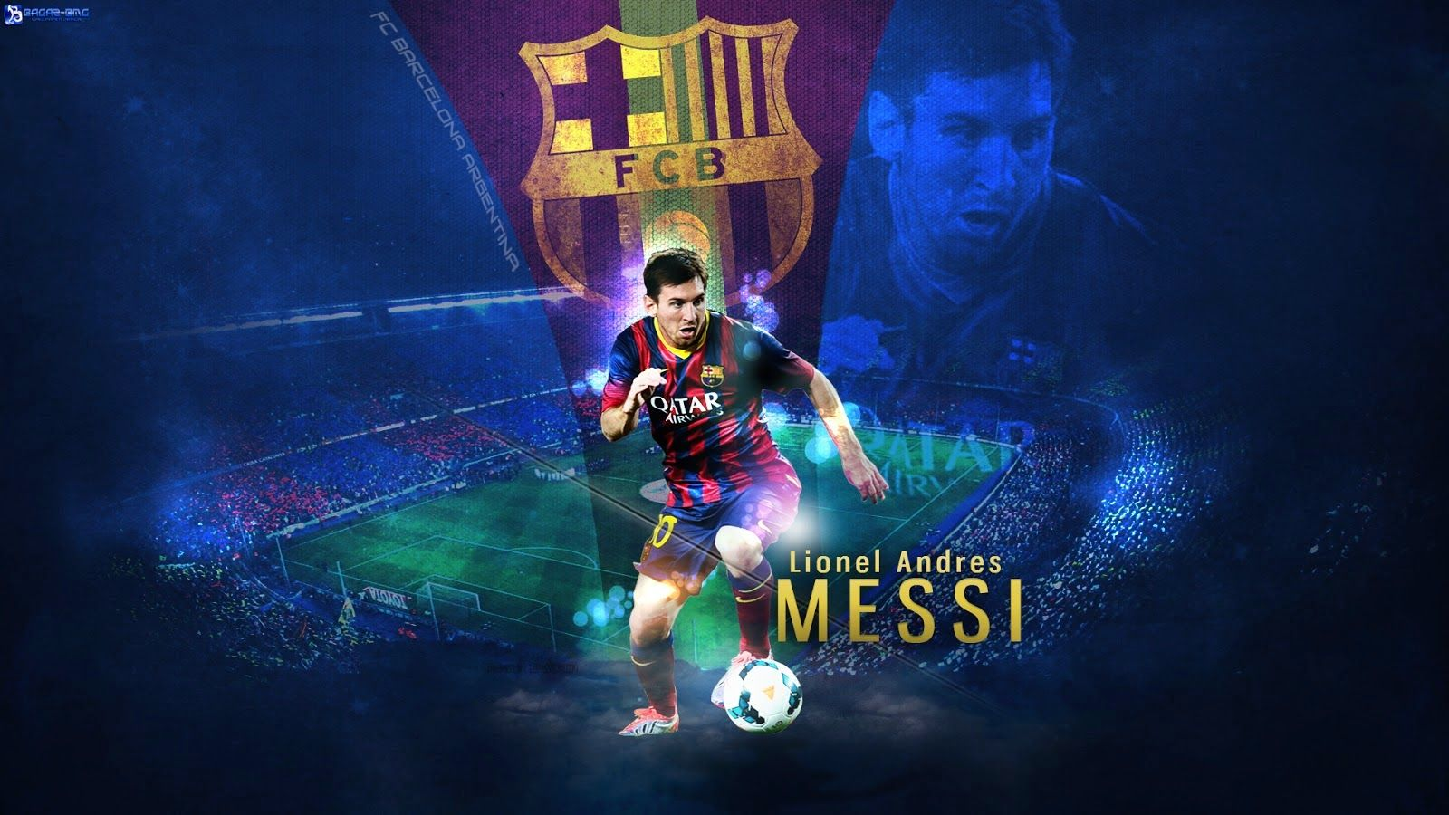 fc barcelona wallpapers 1600x900
