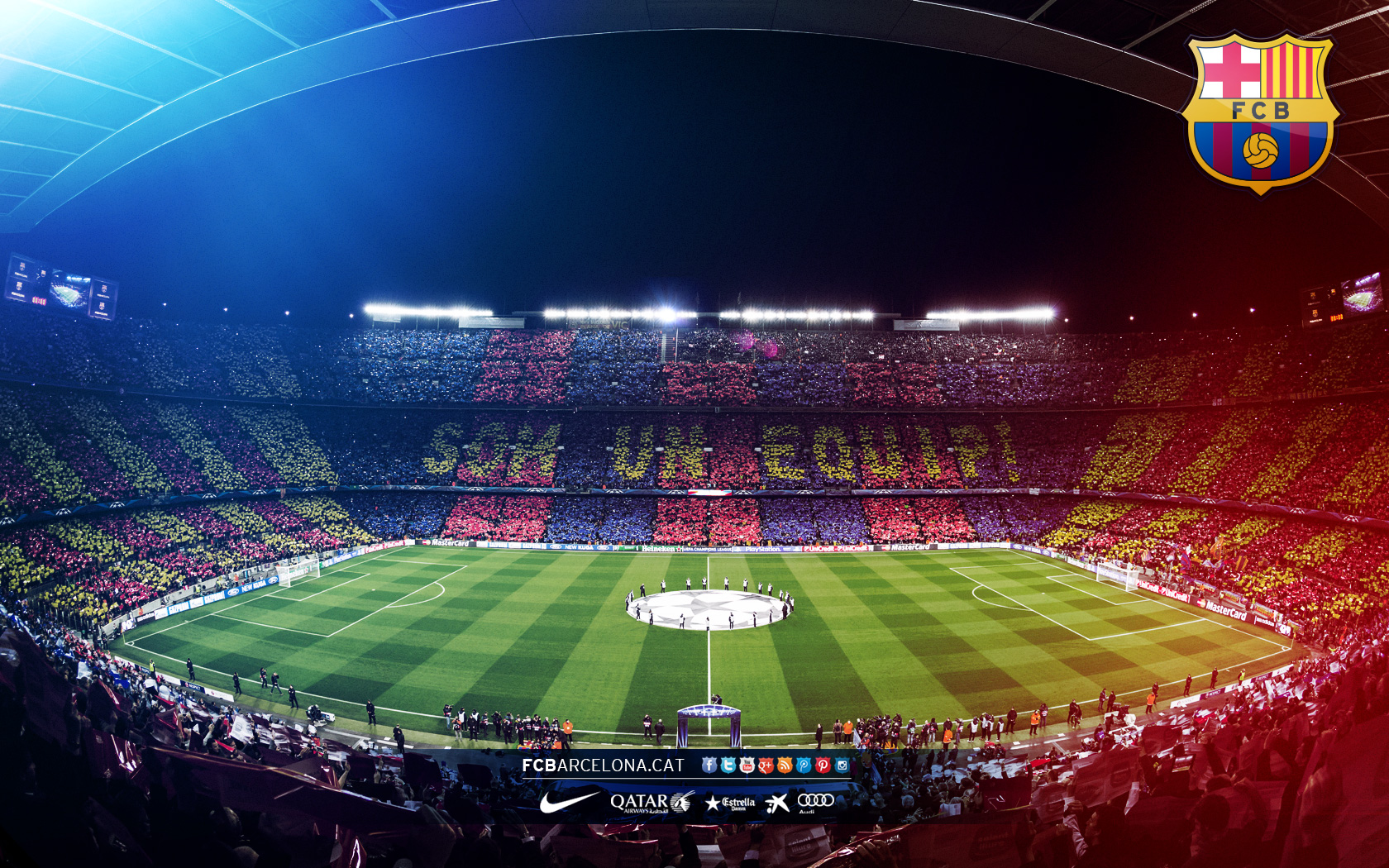 Fc Barcelona Wallpaper Barcelona Wallpapers Hd Pixelstalk Fc Barcelona Wallpaper Wallpaper Free Download 1680x1050