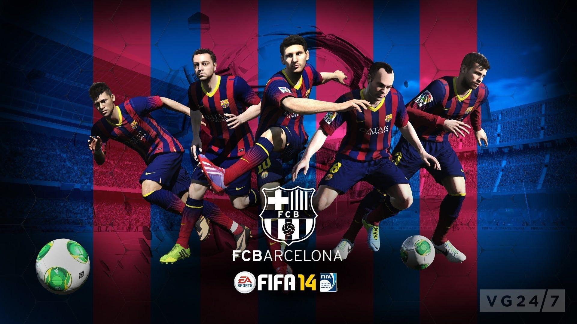 IPhone FC Barcelona Wallpaper CTG LigraficaMX Nike 1920x1080
