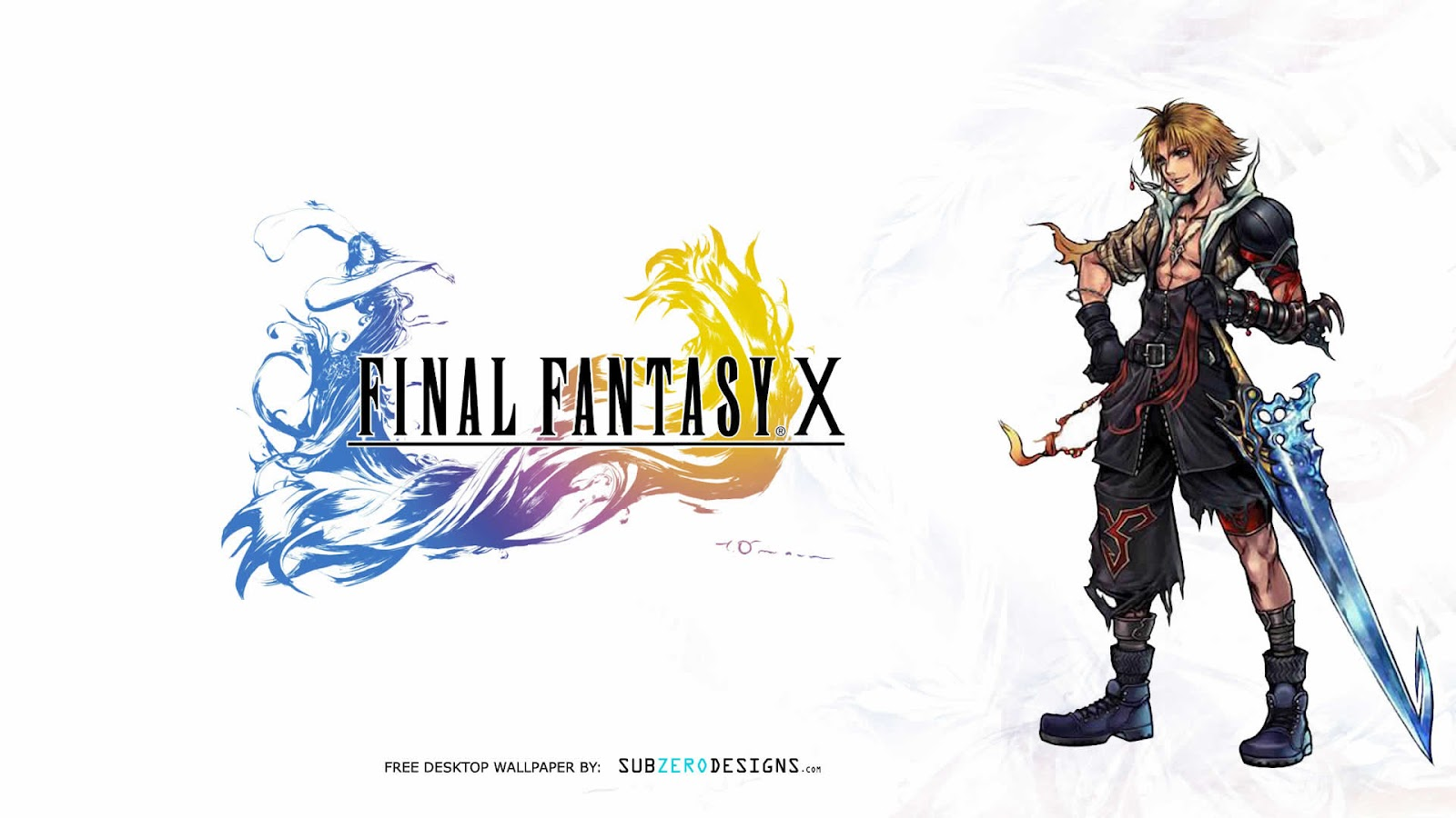 Final Fantasy X wallpaper ·① Download free stunning full HD