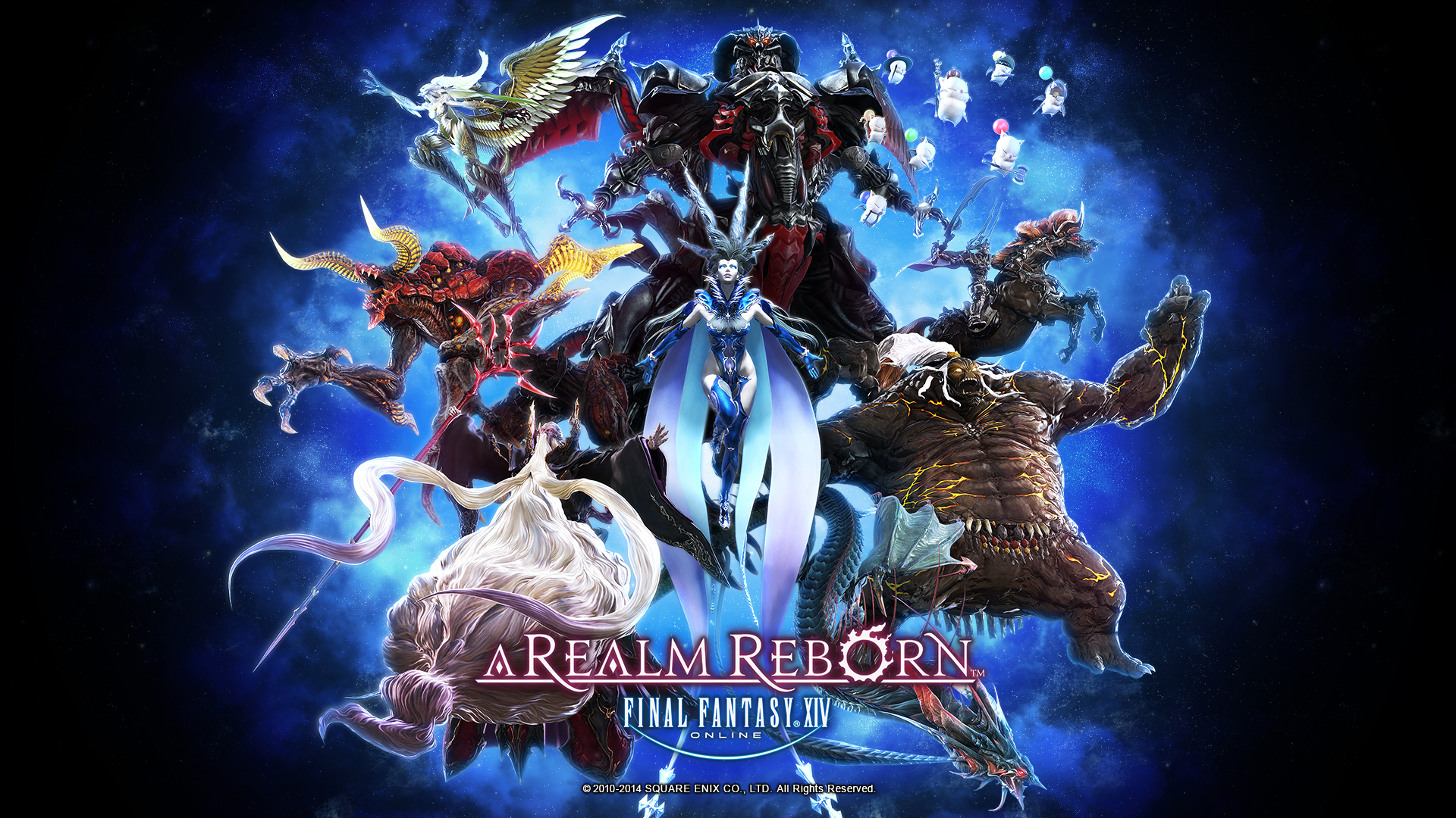 Final Fantasy XIV A Realm Reborn HD Wallpapers  X