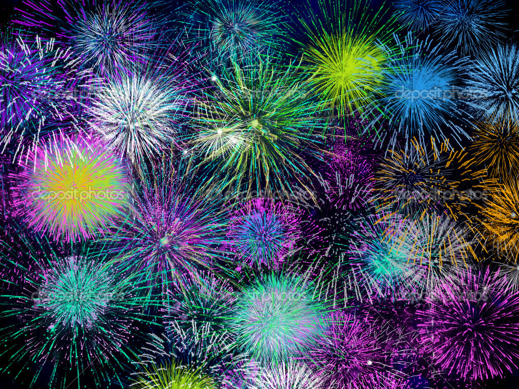 Purple Fireworks Stock Photos, RoyaltyFree Images  Vectors 1024x768
