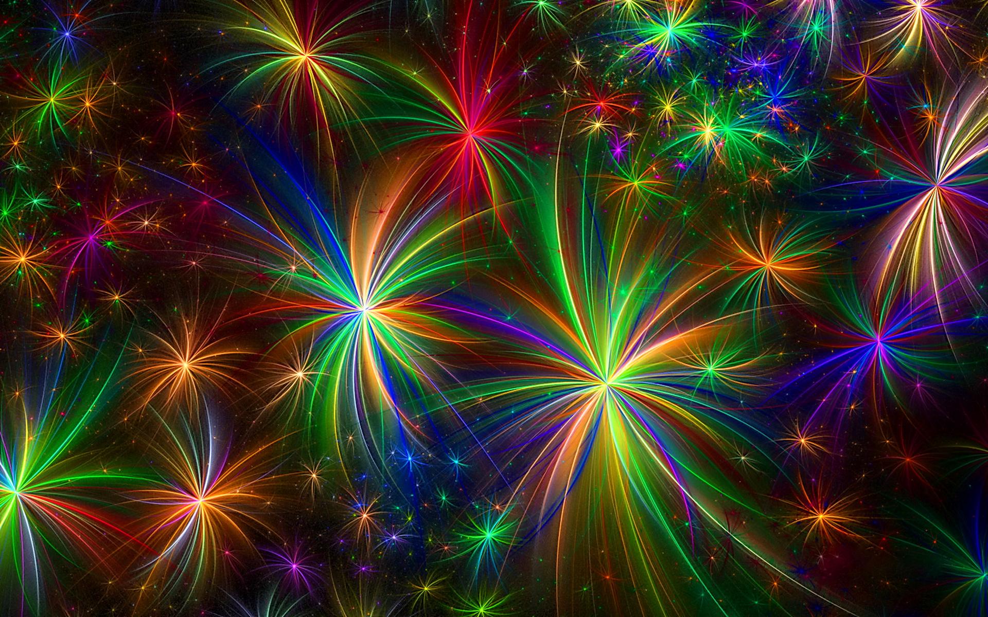 Fireworks Shows Fourth Of July Hd Desktop Wallpaper Widescreen 1920x1200