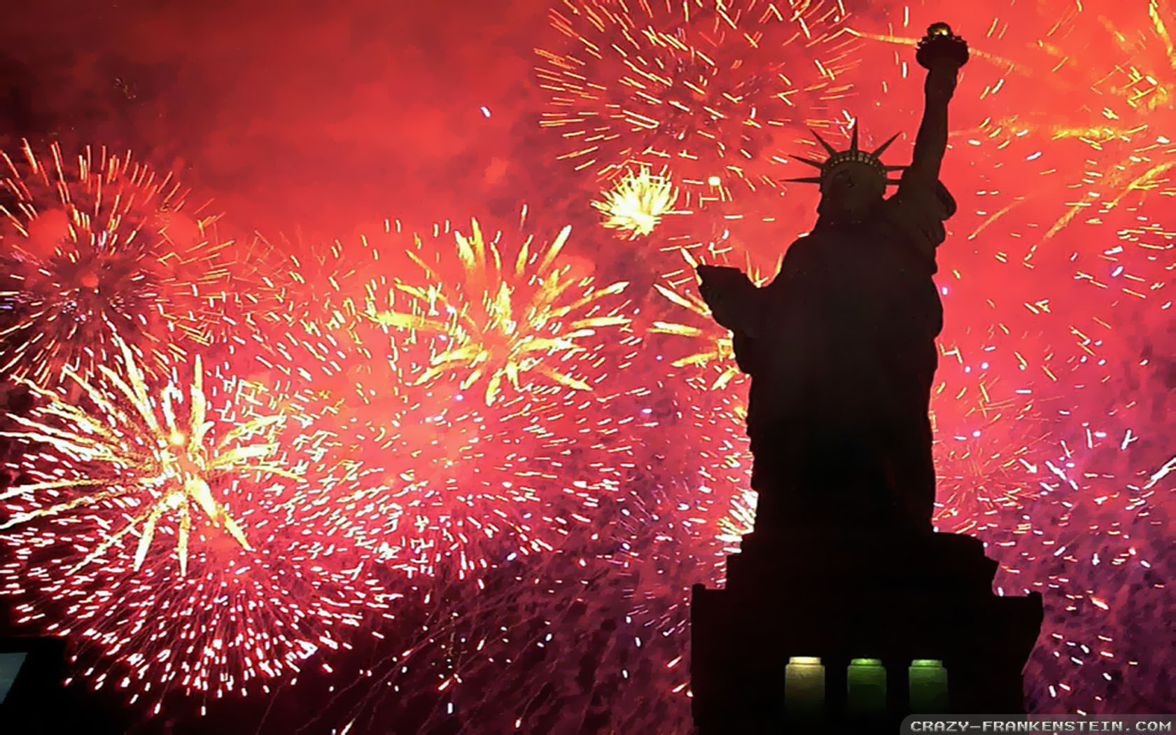 4th July Live Wallpaper Source D Fireworks Android Apps On Google Play 1680x1050