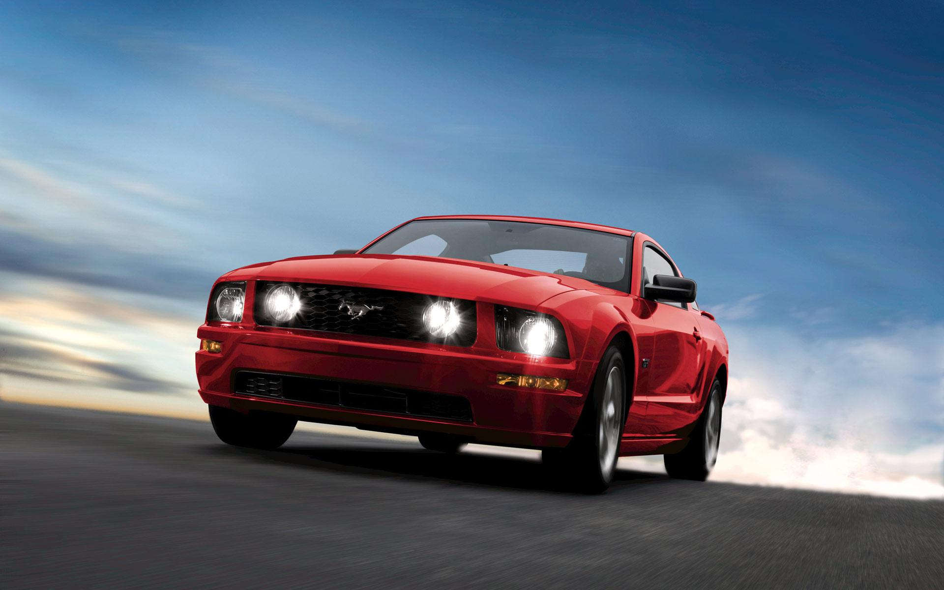 Ford Mustang Wallpapers  Wallpaper  1920x1200