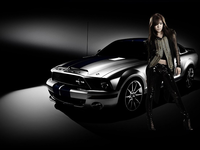 Ford Mustang HD Wallpapers  Backgrounds  Wallpaper  800x600