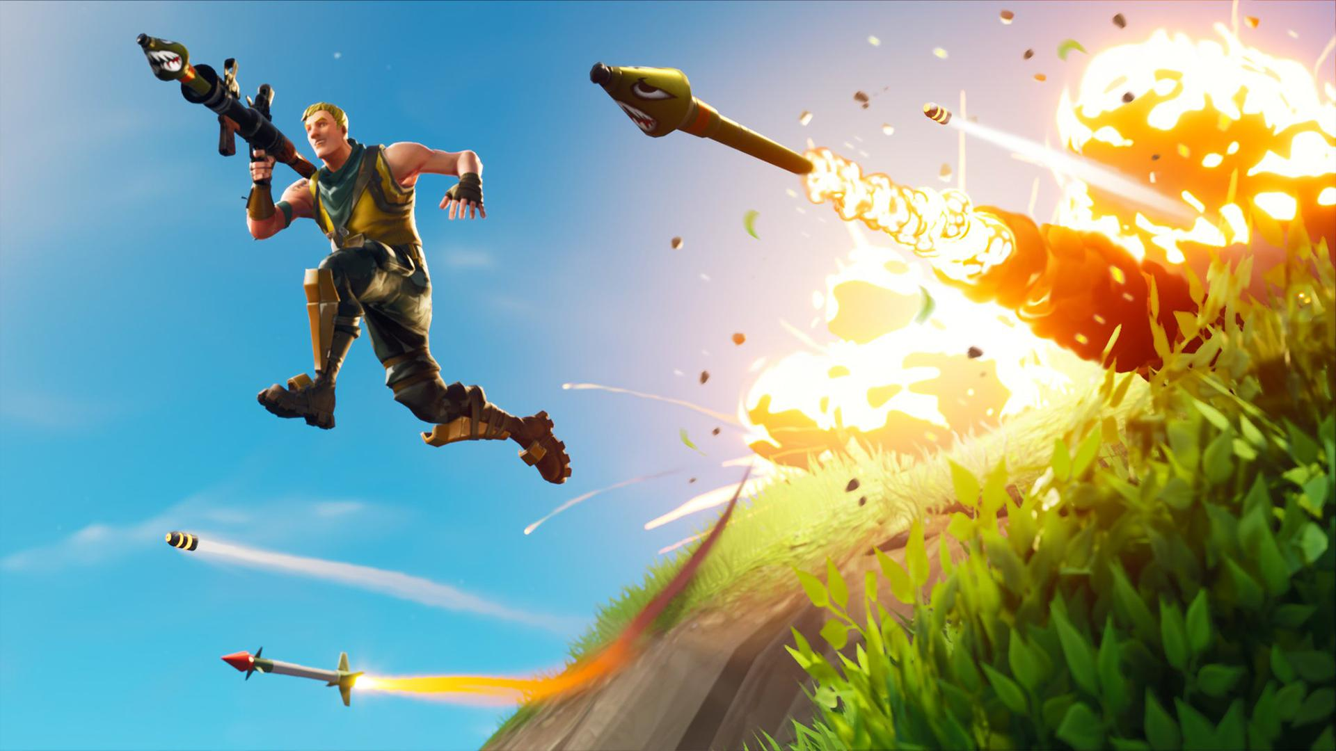 Fortnite Hd Wallpapers Background Images Wallpaper