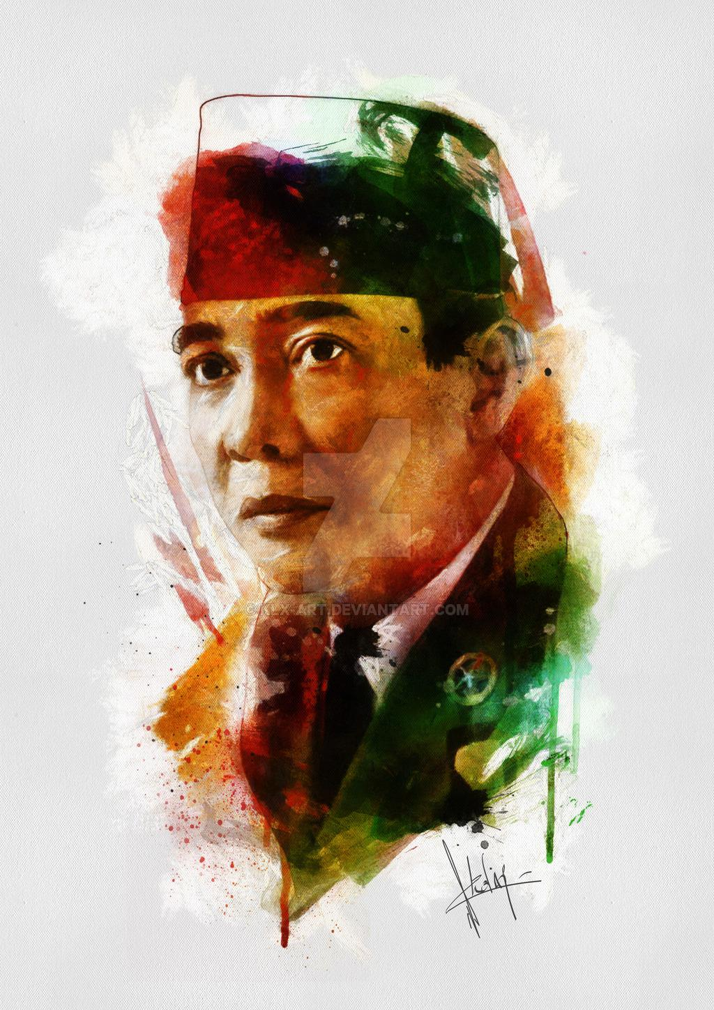 Soekarno Background Background